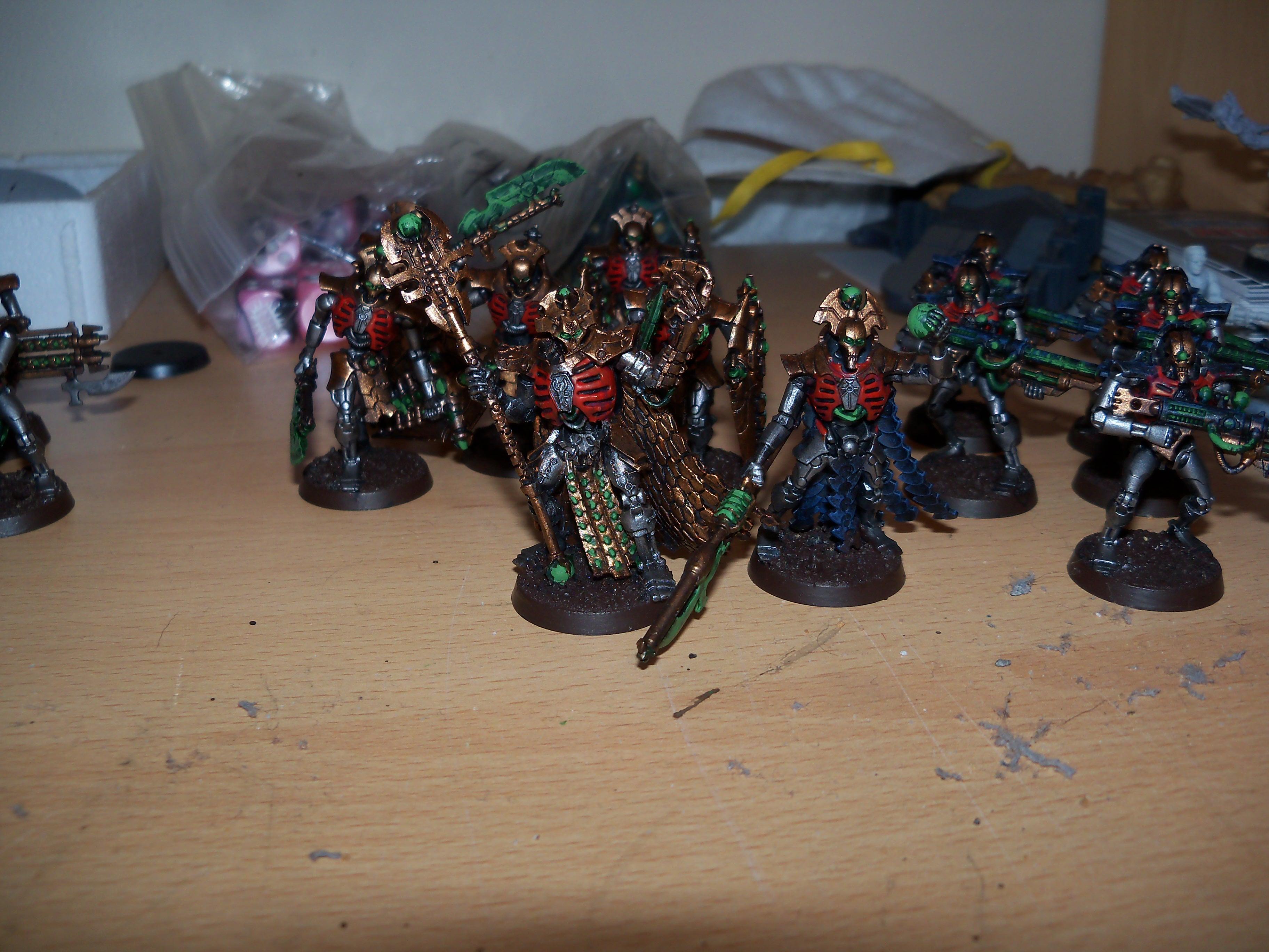 Warhammer 40,000, Necrons 7