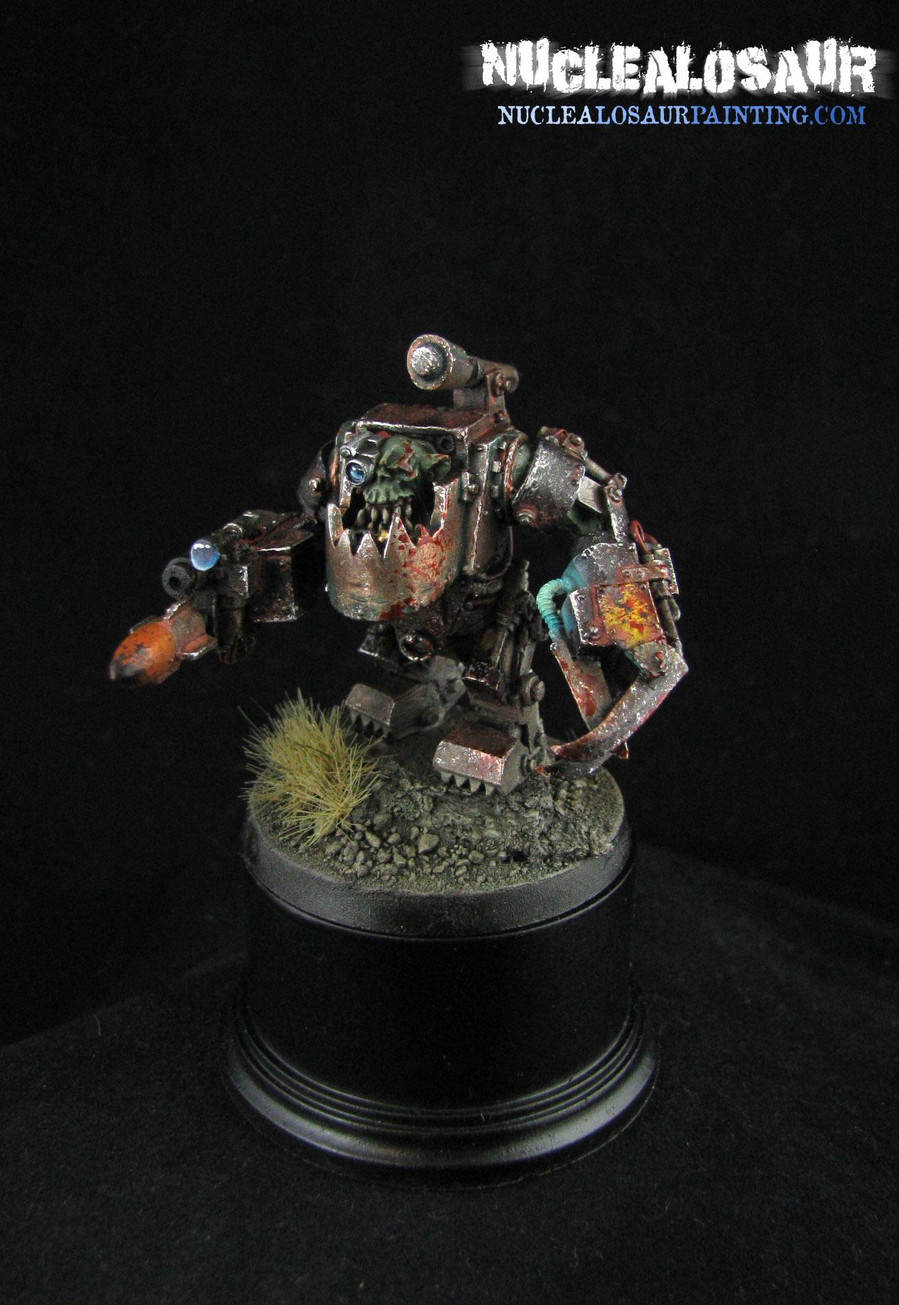 Orks, Pro-painted