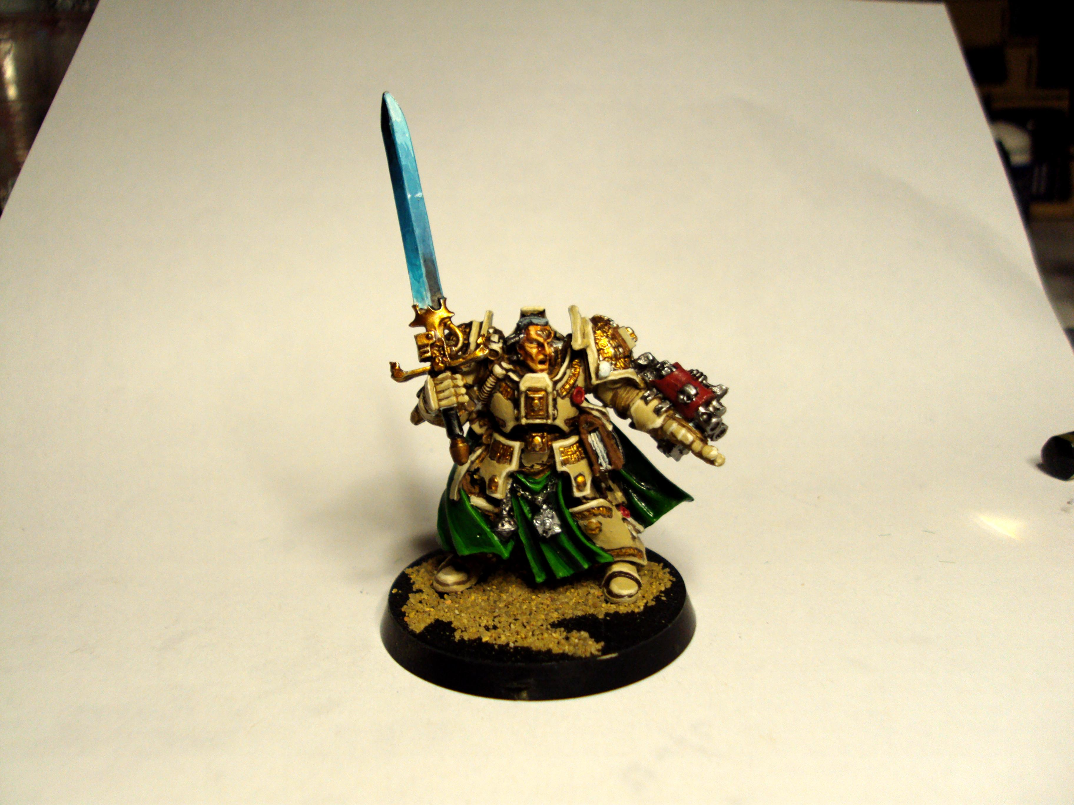 Master Belial of the Deathwing
