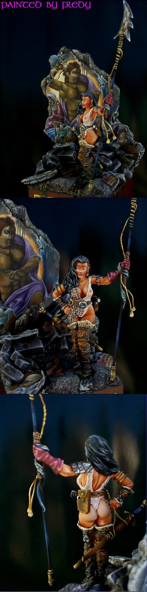 Boobs, Female, Warhammer Fantasy