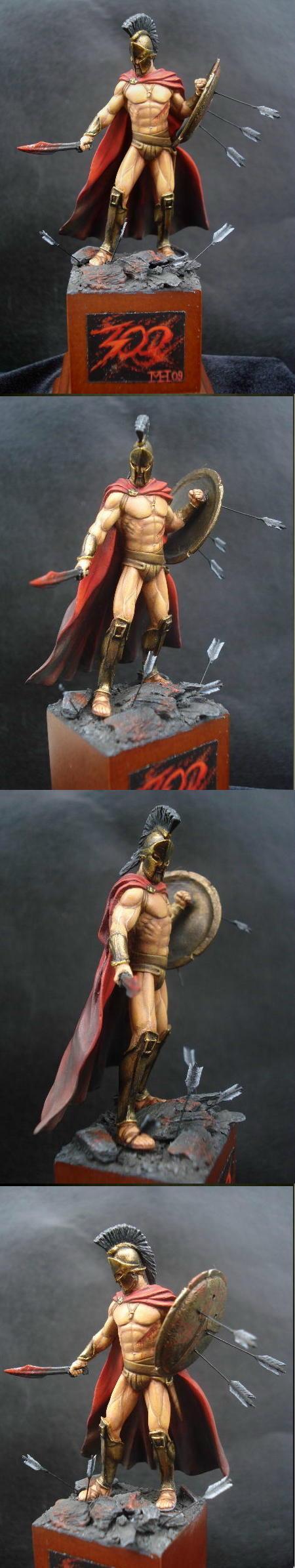 300, Helmet, Leonaidas, Shield, Spartan