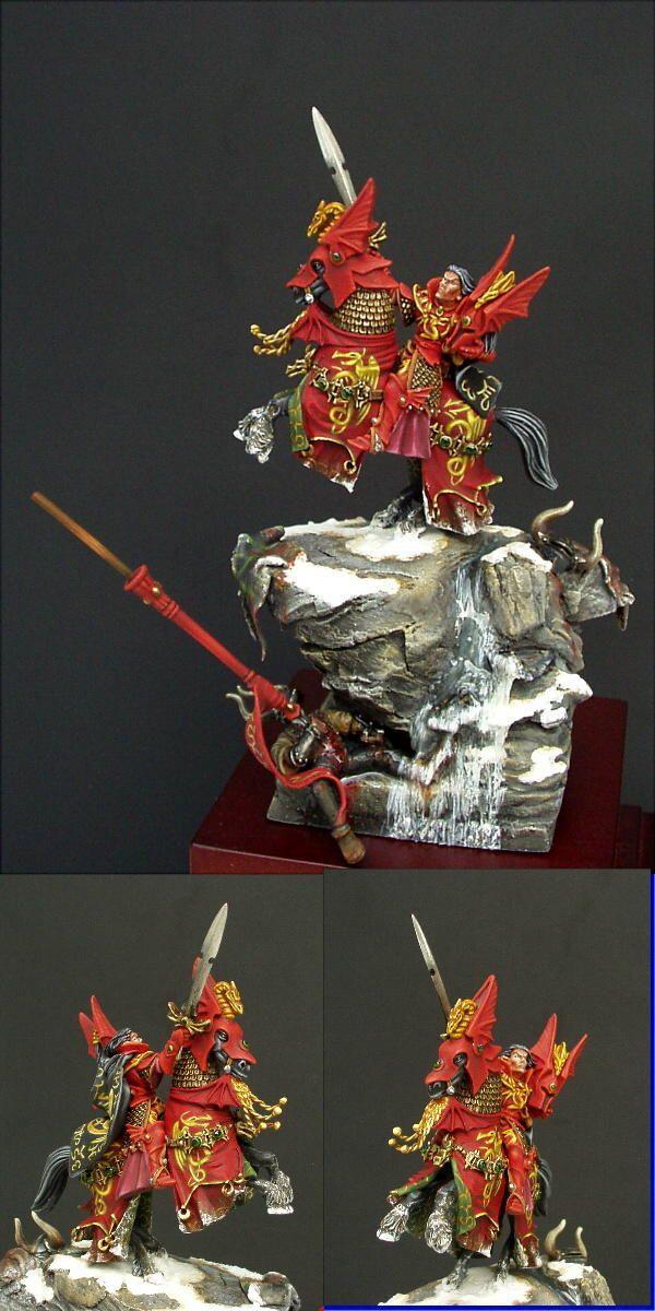 Dragon Prince, High Elves, Prince, Warhammer Fantasy
