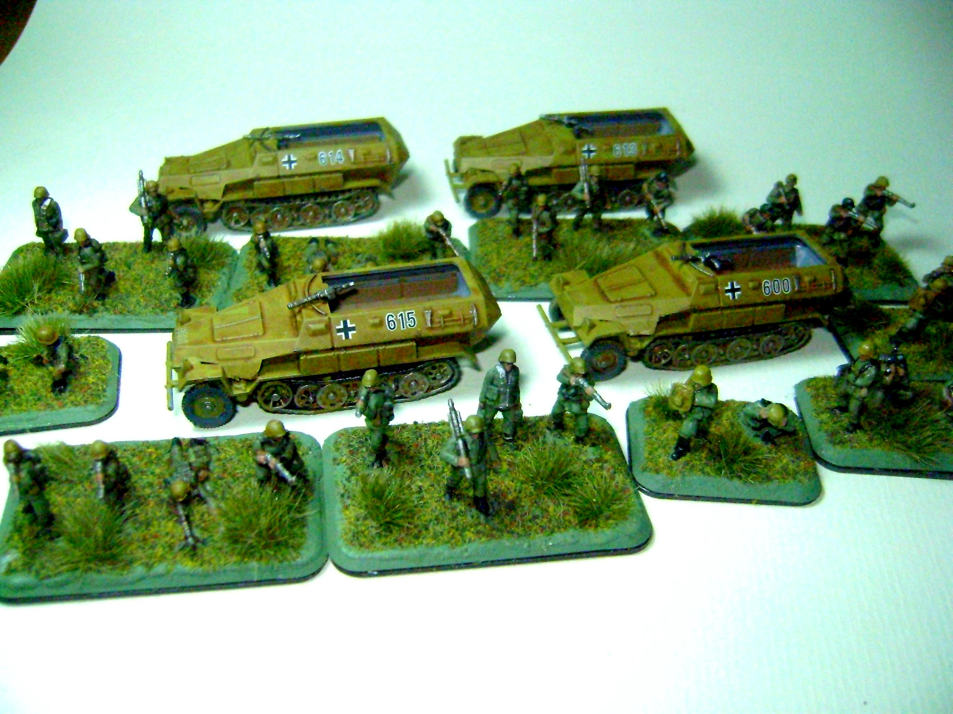Lehr Mechanised Platoon