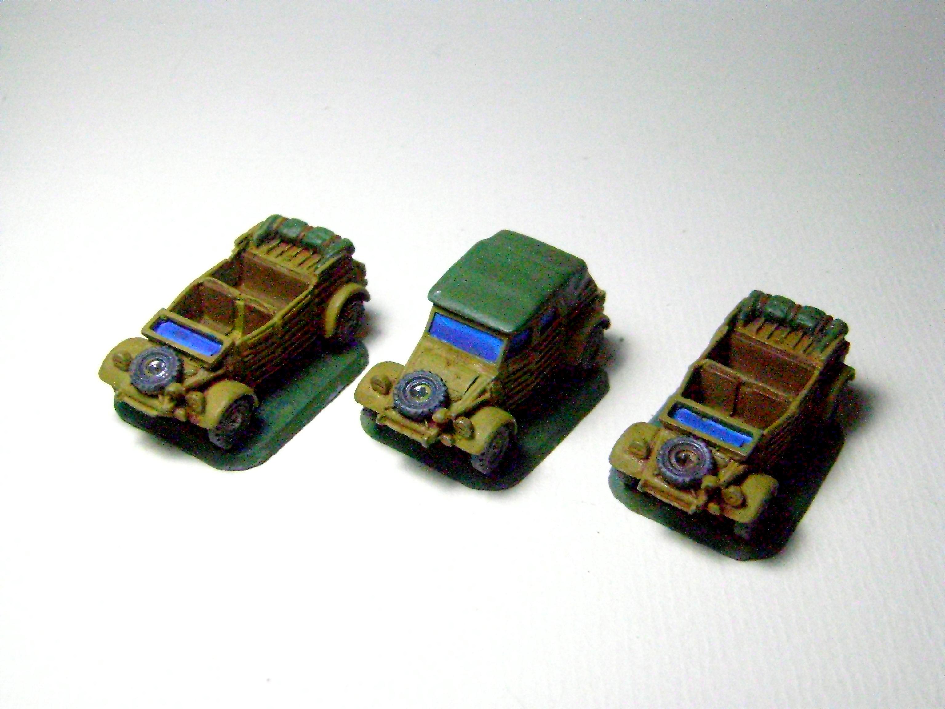 Command Transports