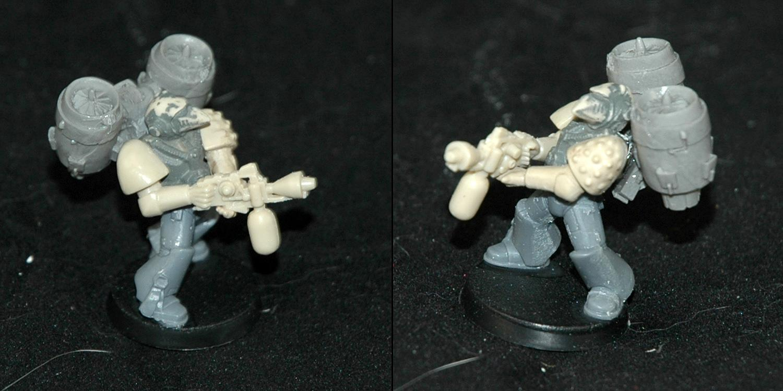 Assault Marine 5 WIP