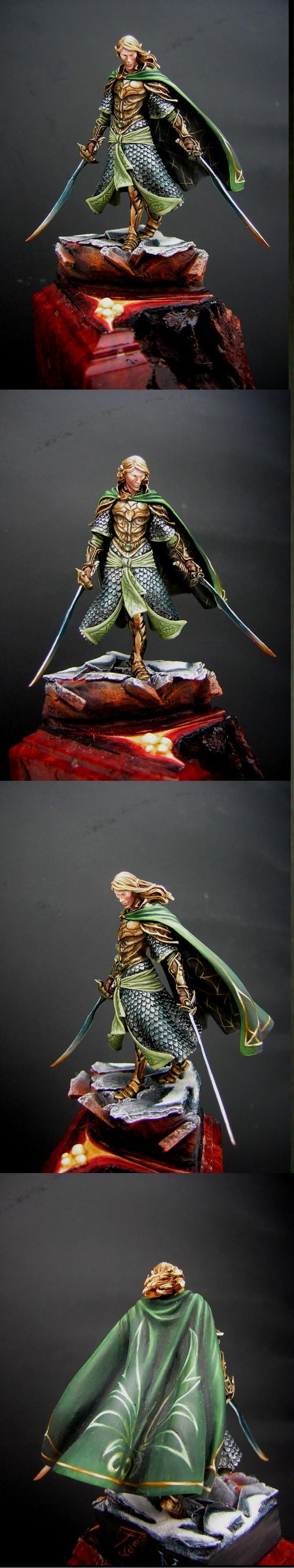 Eldar, Elves, Lighting, Warhammer Fantasy