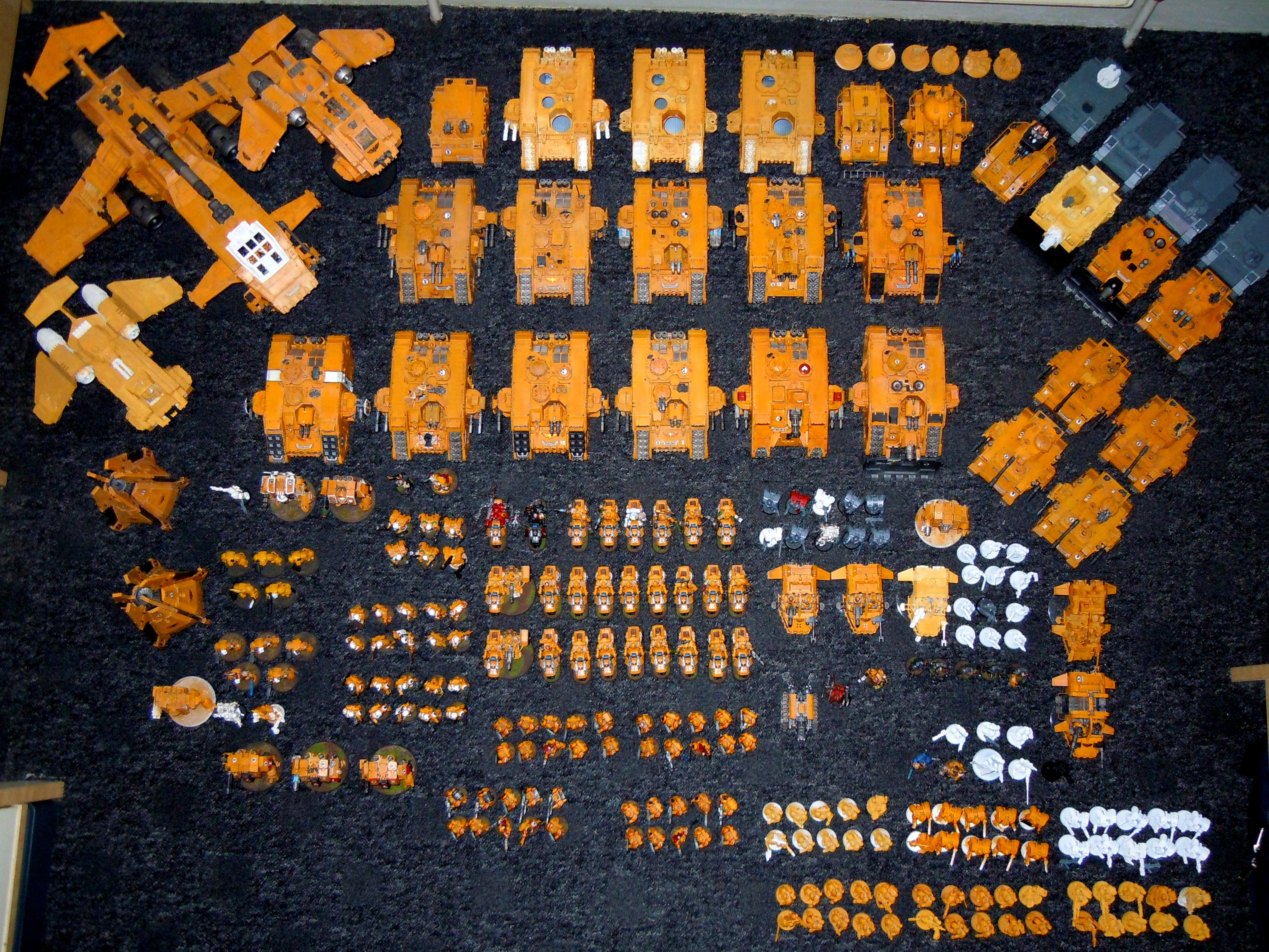 Army, Imperial Fists, Space Marines