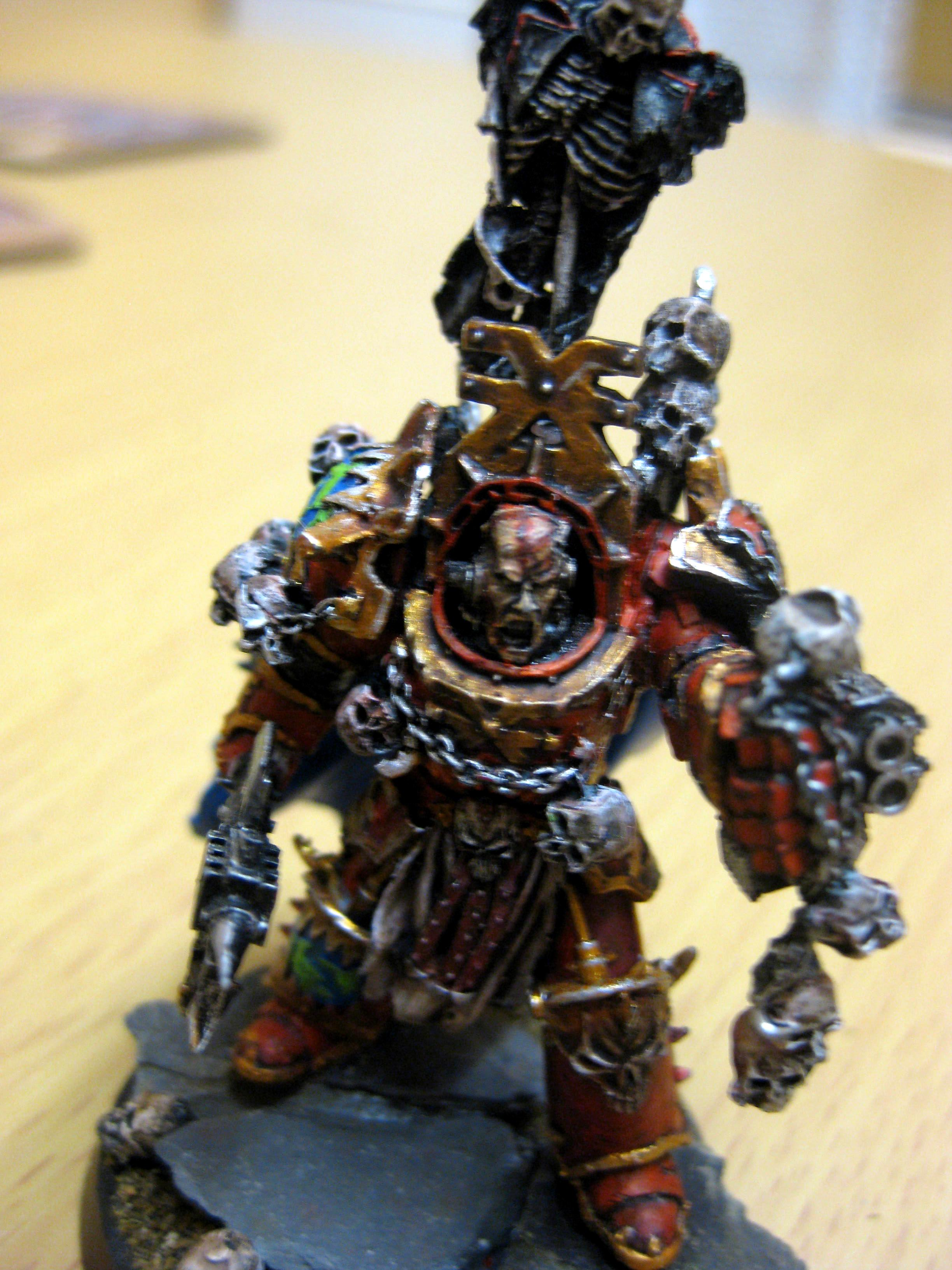 Chaos, Forge World, Khorne, Lord, Terminator Armor, Terminator Lord, Zhufor