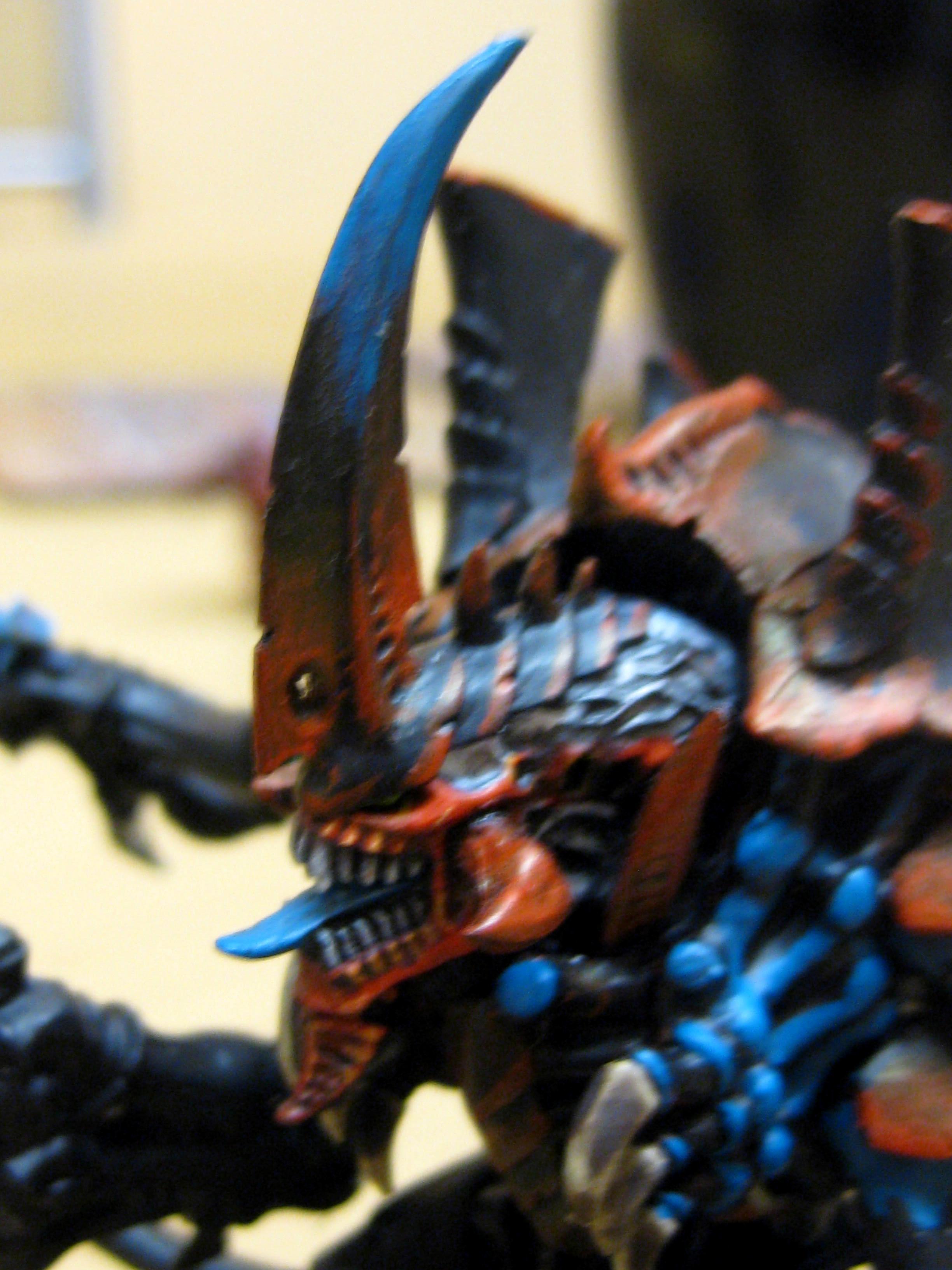 hive tyrant head