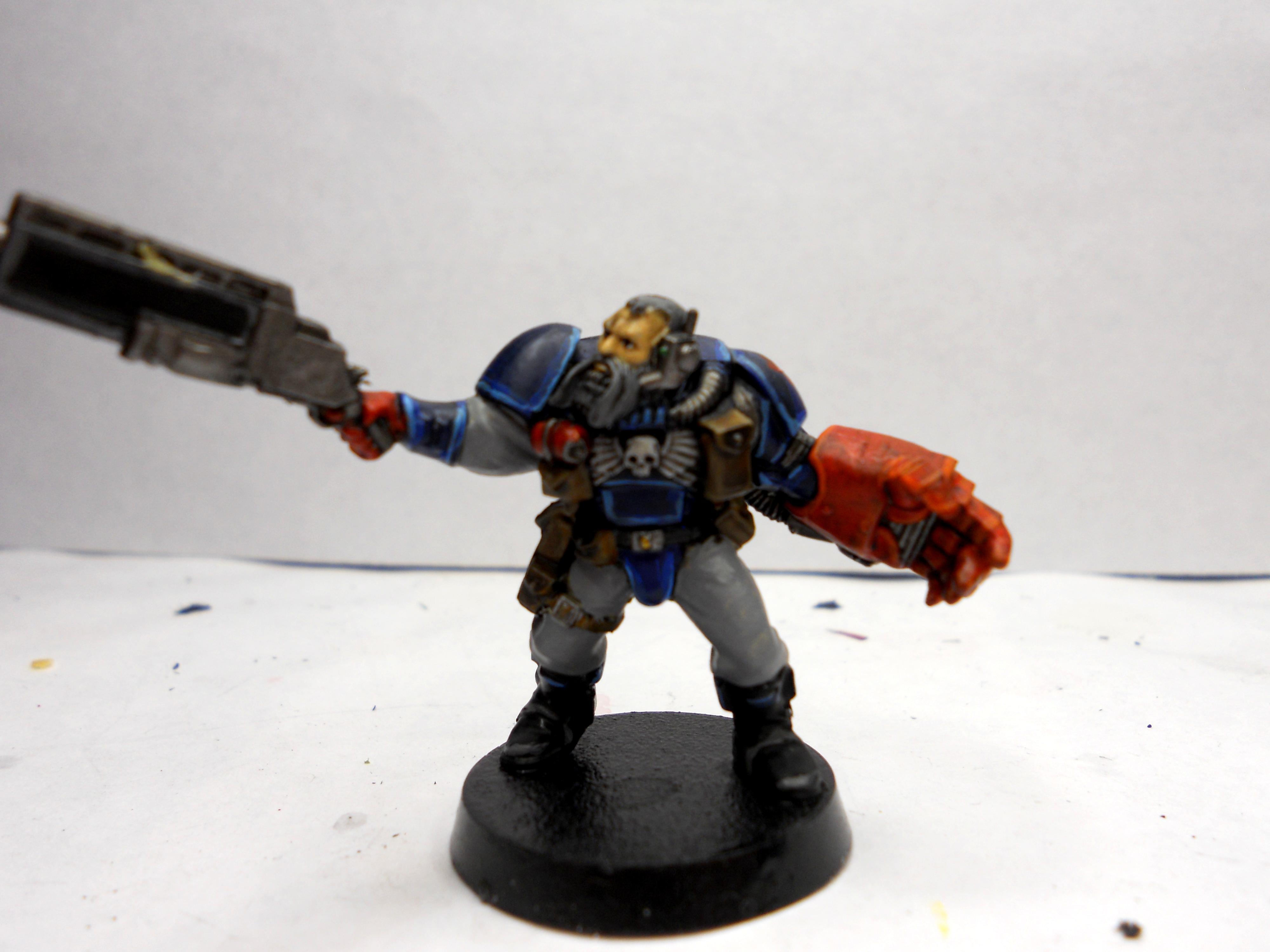 Crimson Fists, Scout Sgt 1