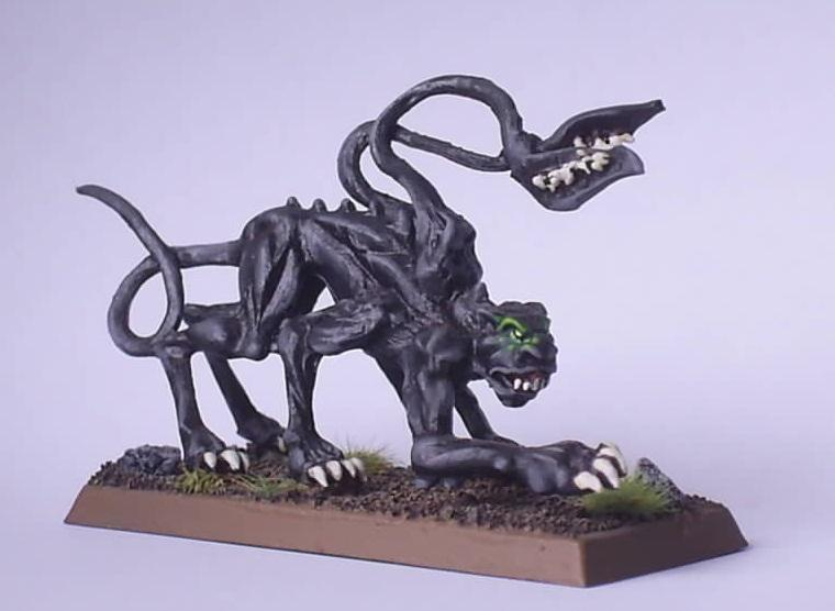 Displacer Beast, Dungeons And Dragons