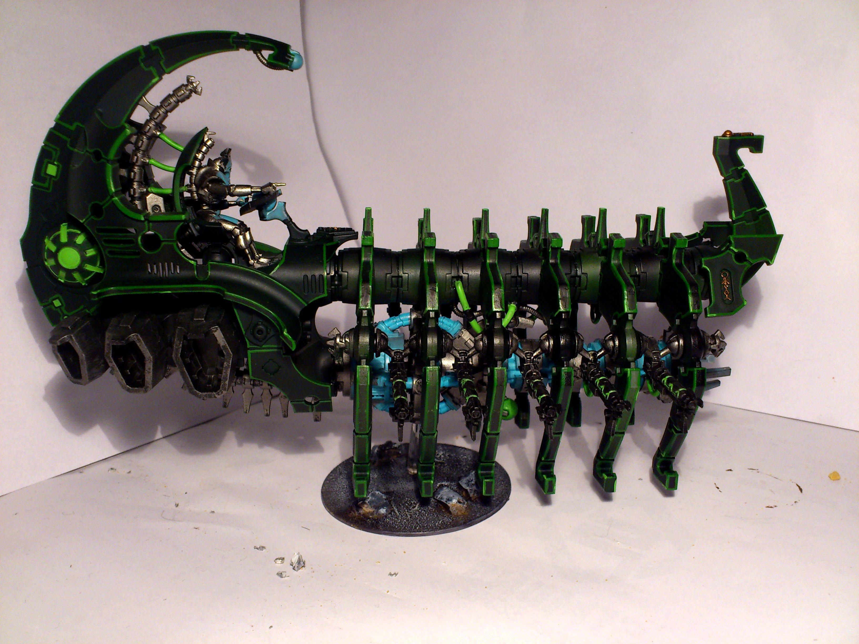 Doomsday Ark, Necrons, Warhammer 40,000