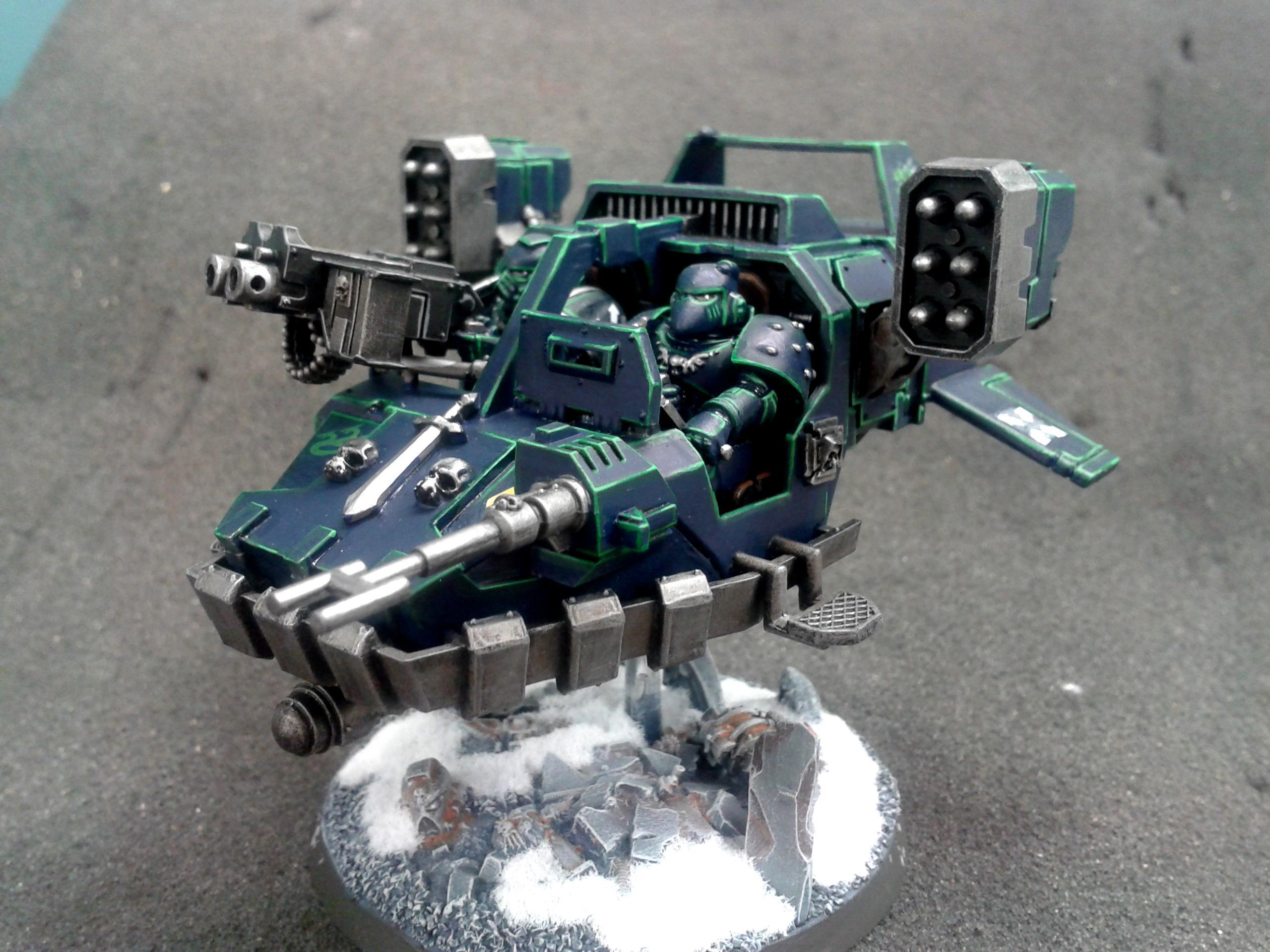 Alpha Legion, Warhammer 40,000