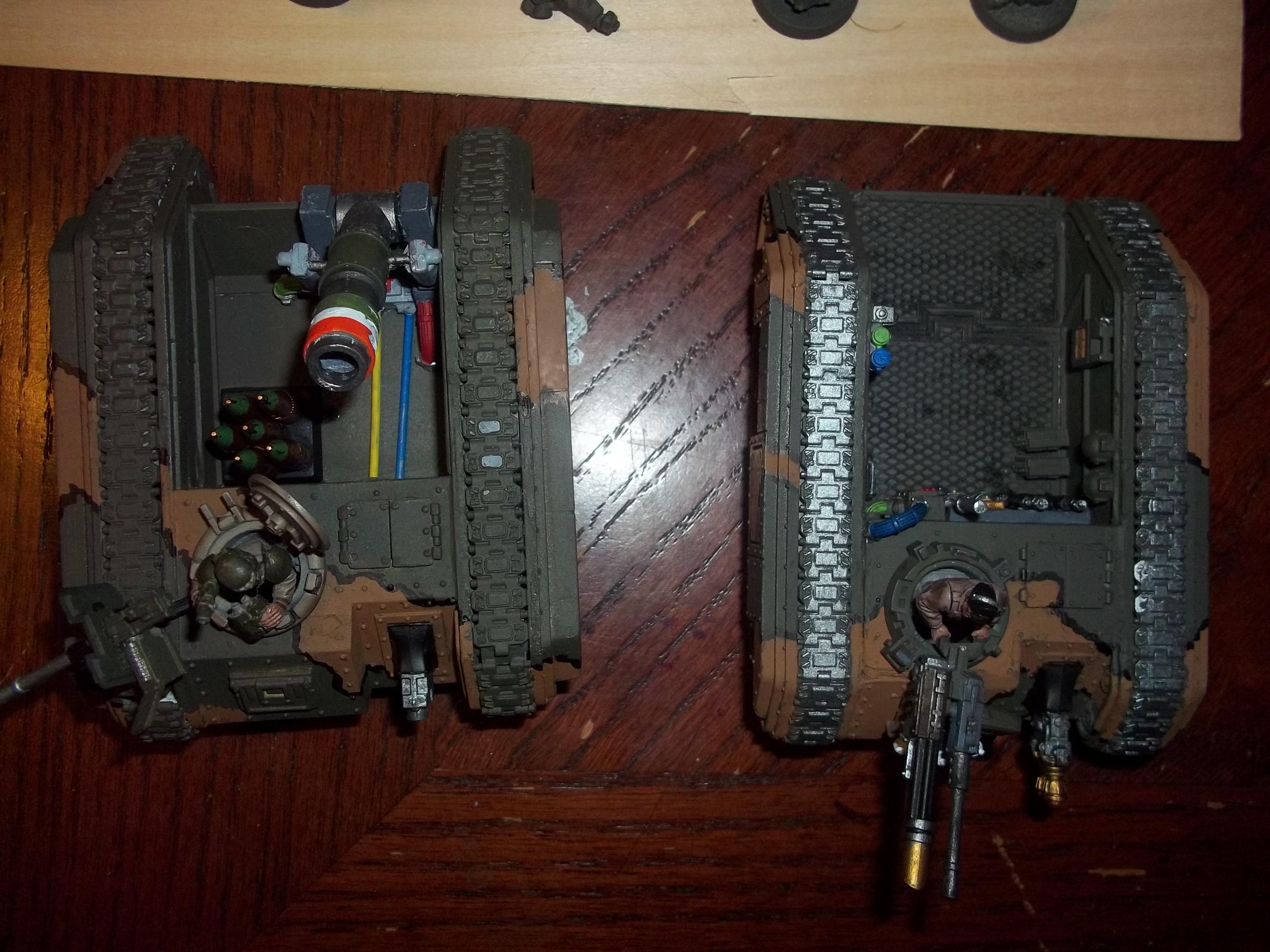 Chimera, Imperial Guard, Tank