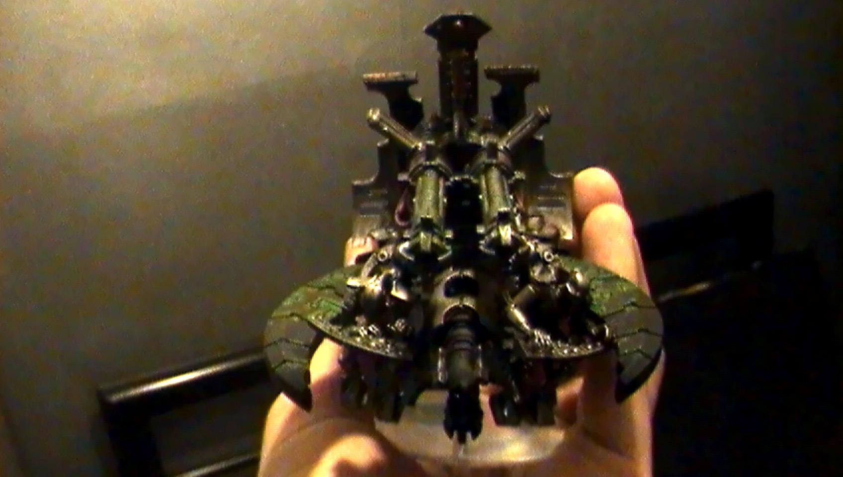 Annihilation Barges, Immortals And Lychguard, Necron Warriors