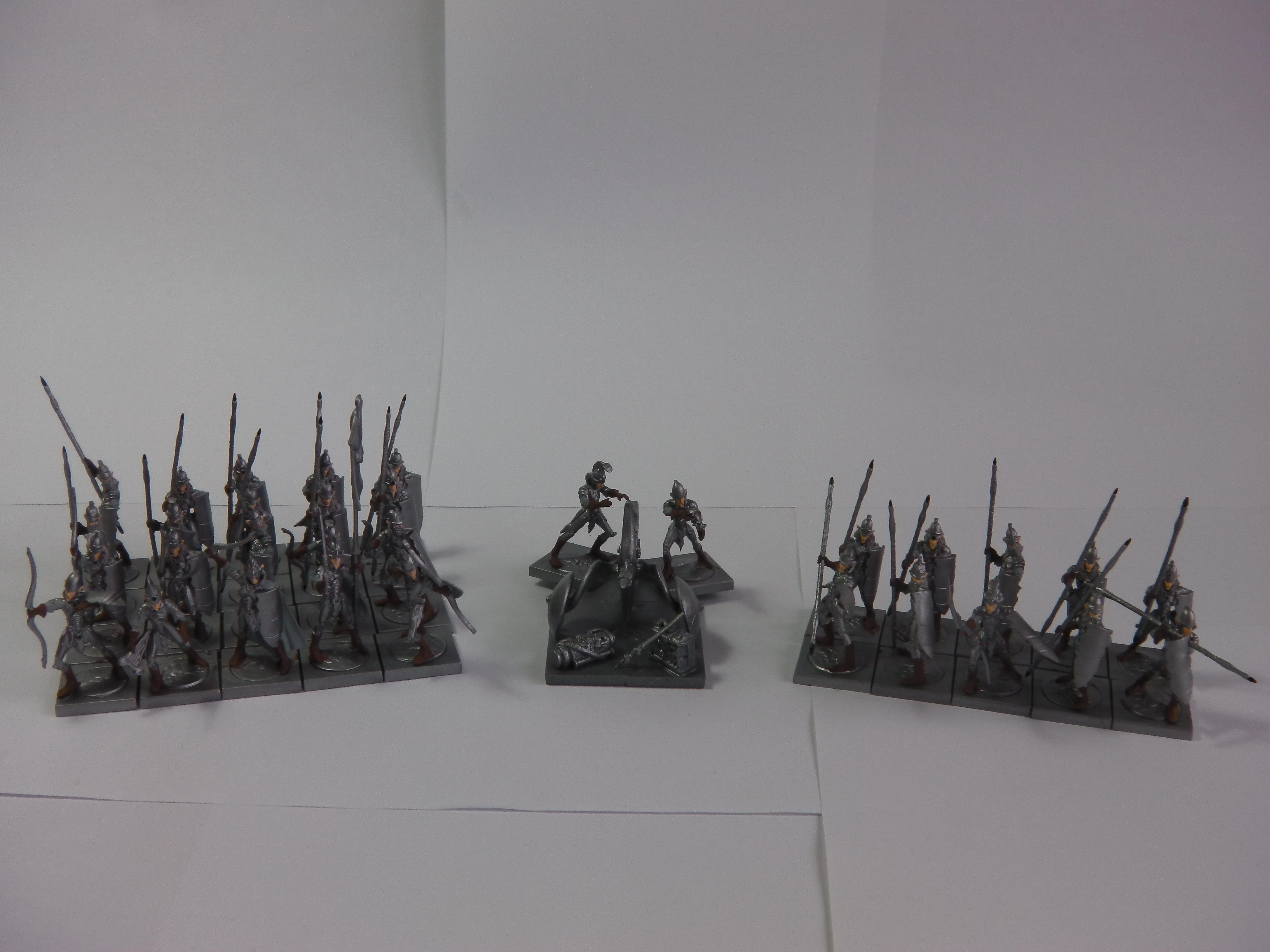 Elves, Kings Of War, Mantic