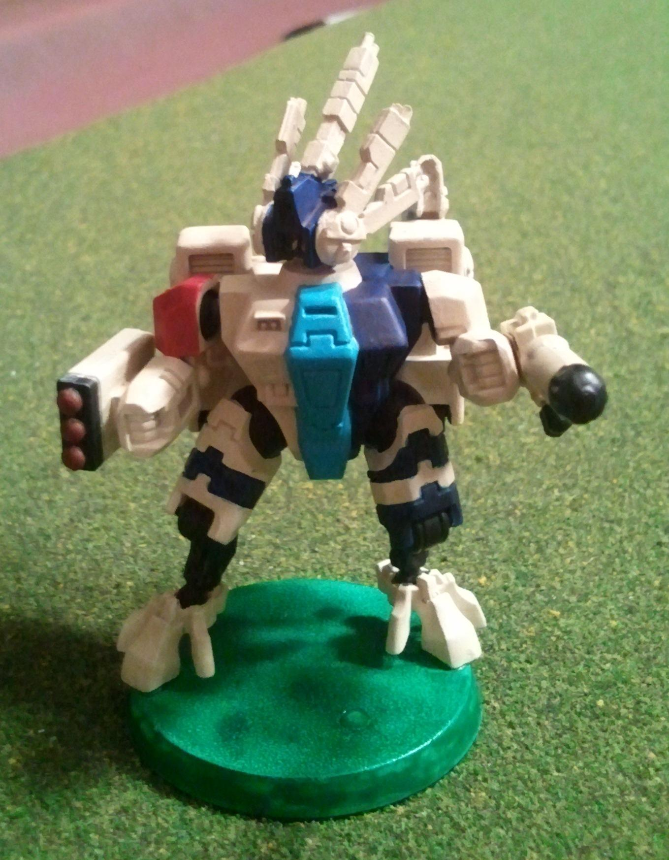 Crisis Battlesuit, Tau, Tau Commander, Warhammer 40,000, Work In Progress