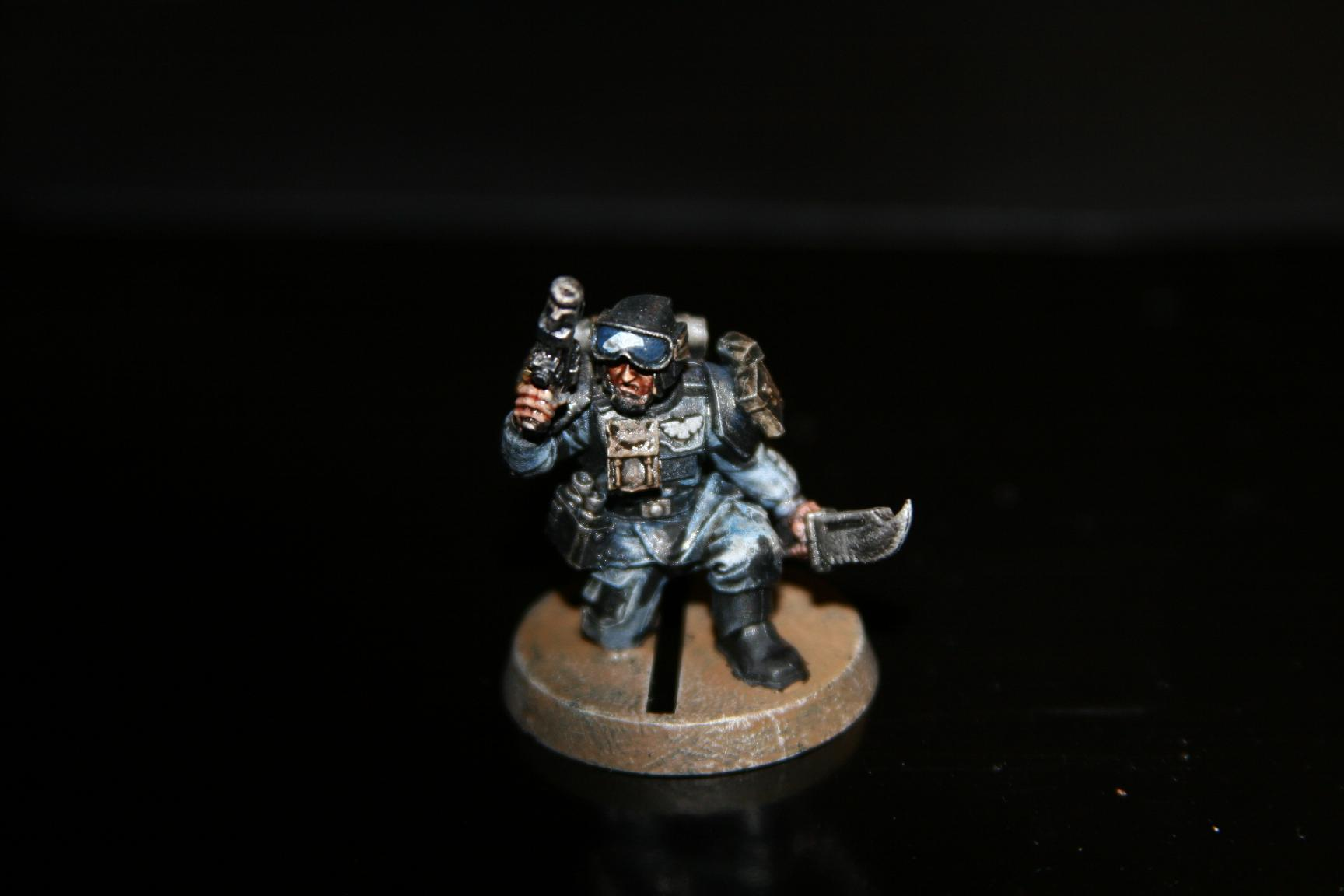 Marbo from the front (what you see when you turn around)