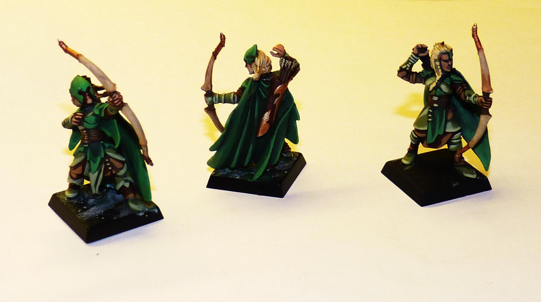 Asrai, Elves, Wfb, Wood