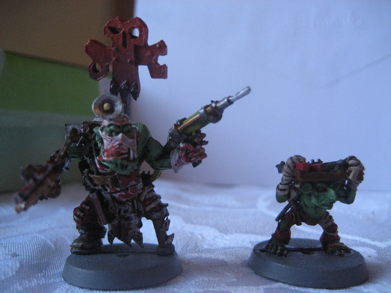 Mekboy, Orks, Warhammer 40,000