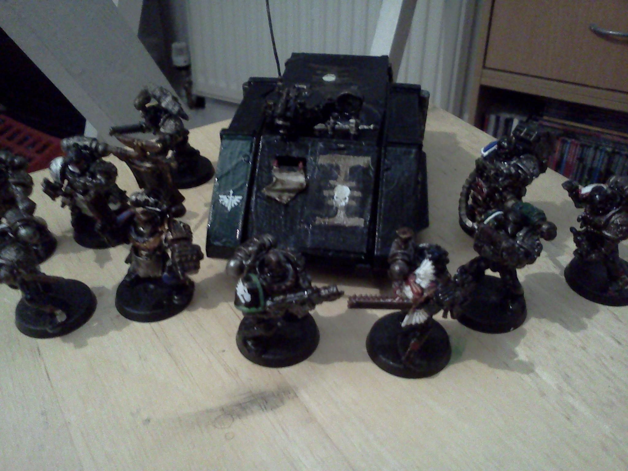 Deathwatch, Deathwatch Kill-Team
