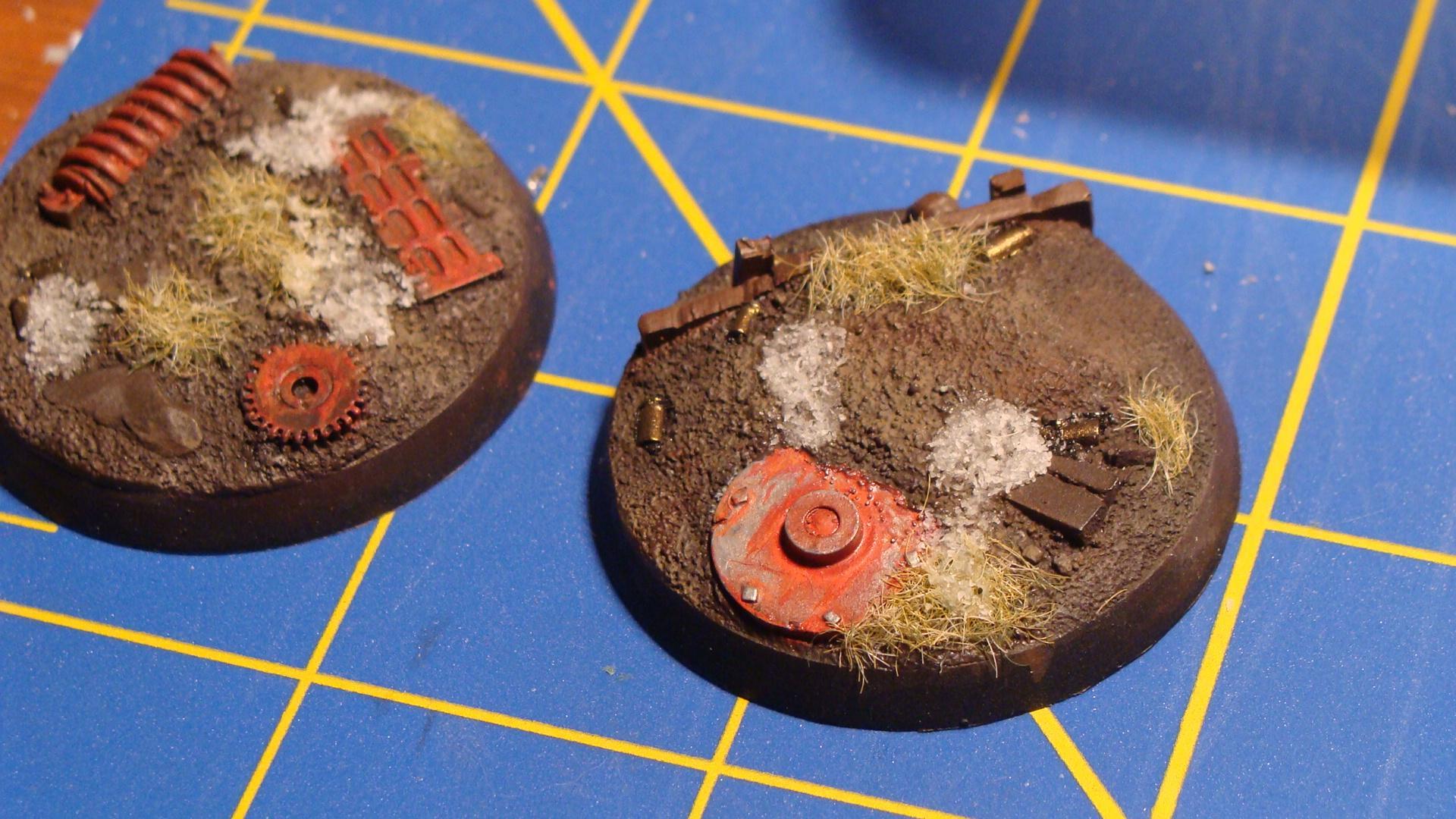 bases close II