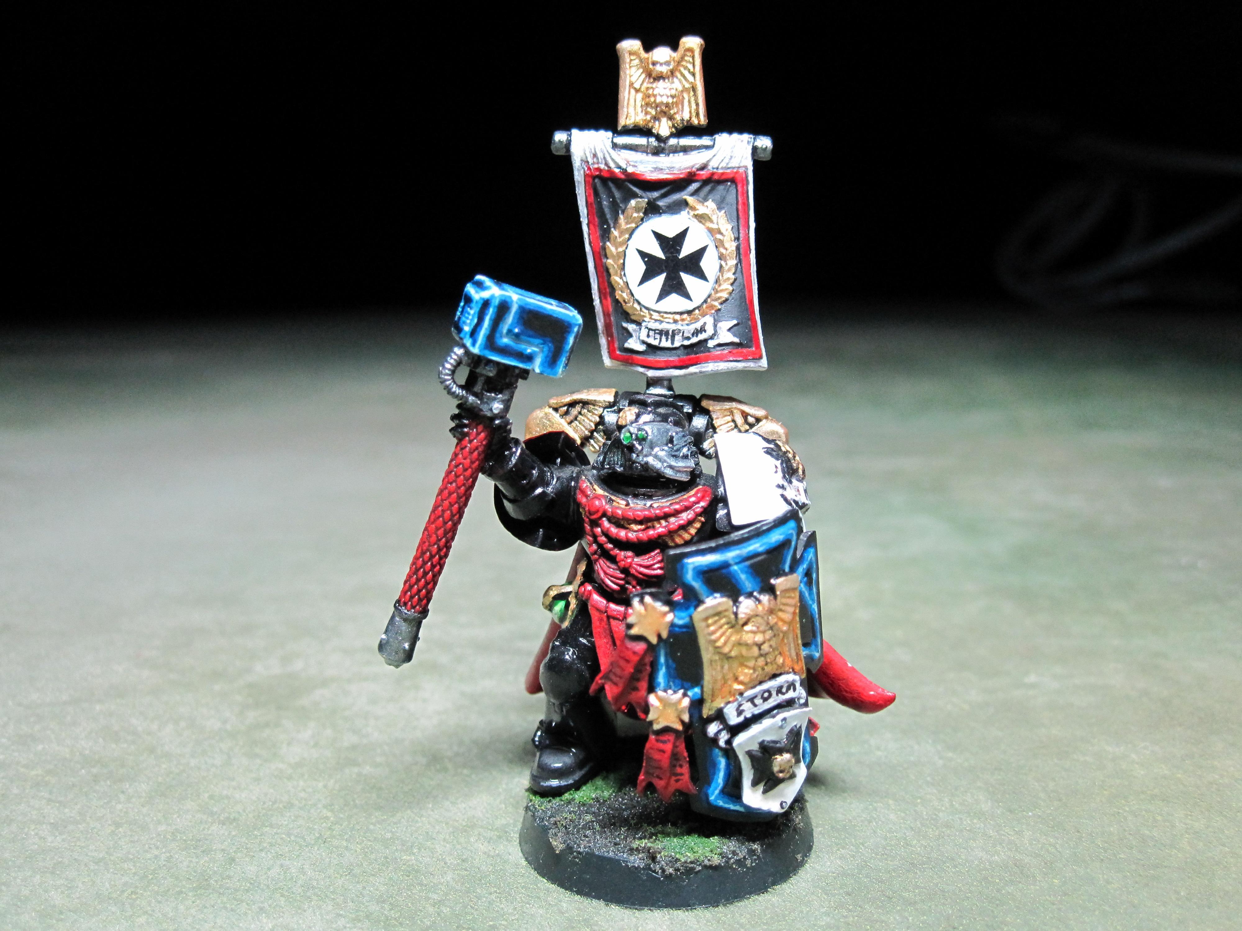 Black Templars, Marshall, Warhammer 40,000