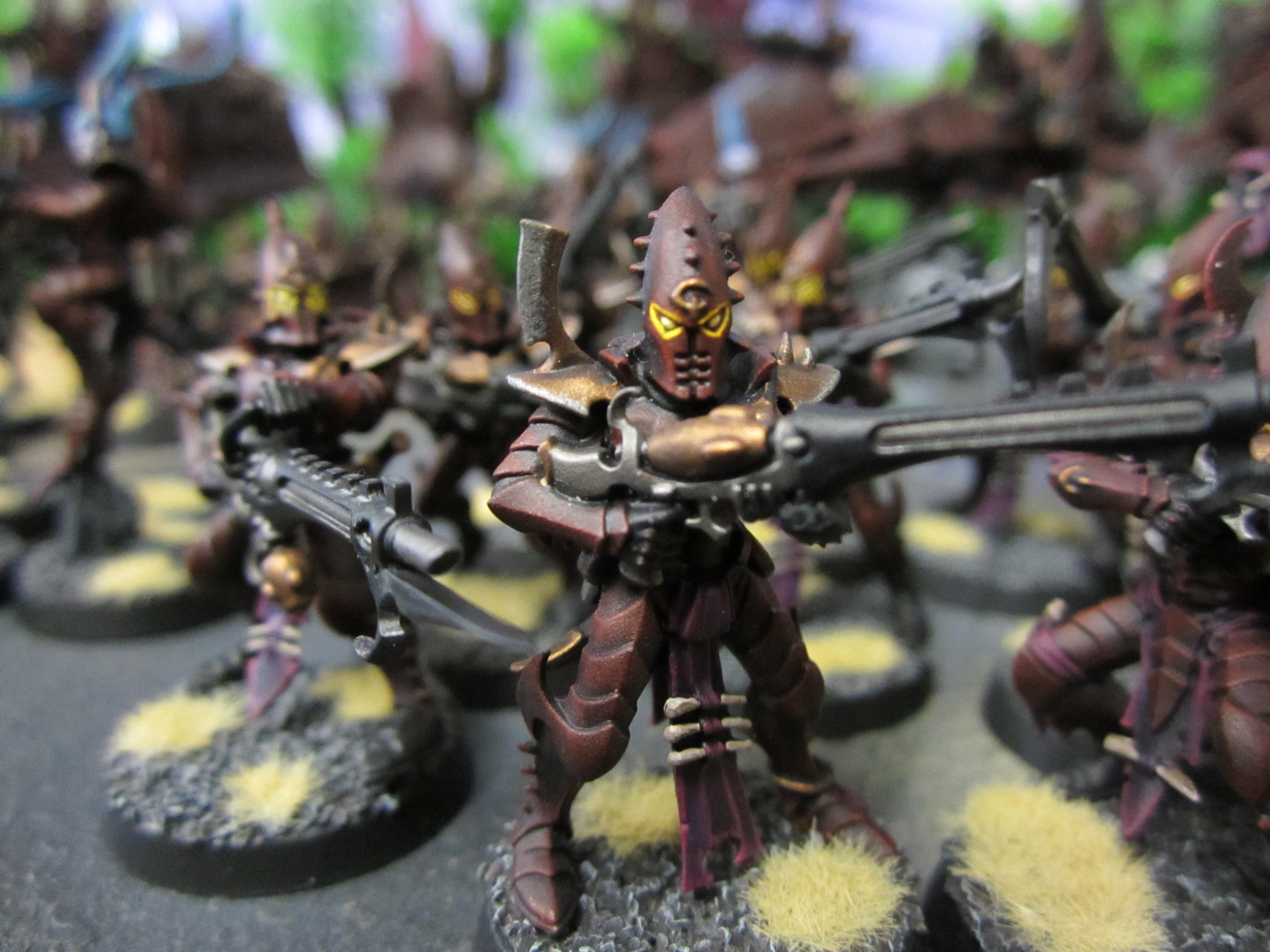 Dark Eldar, De, DE Warriors