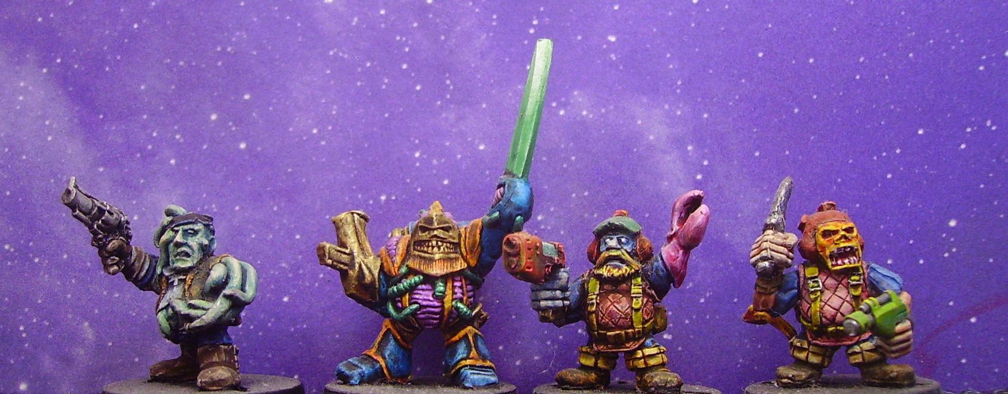 Chaos, Space Dwarves, Squats