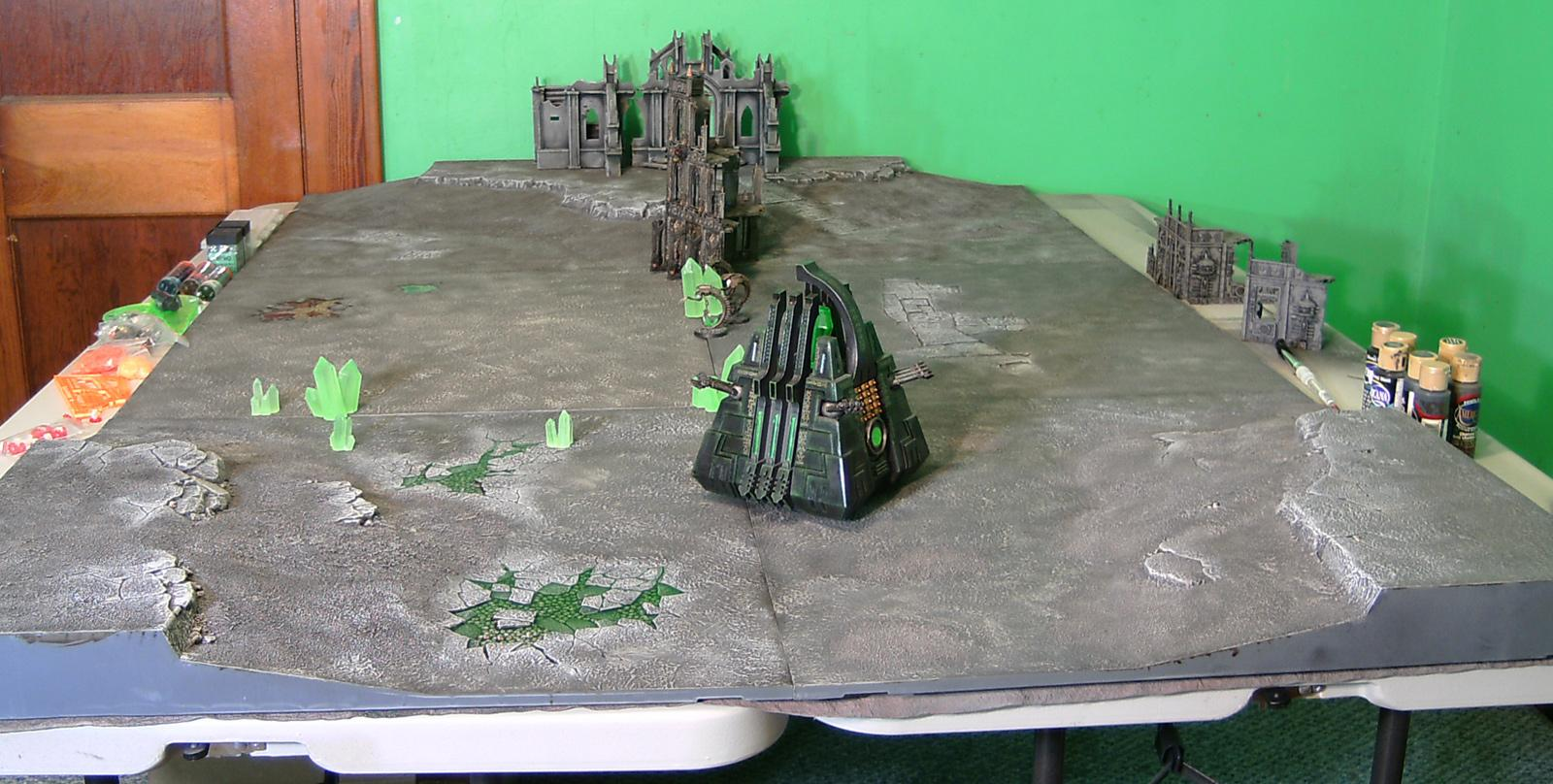 Necron Terrain, Realm Of Battle, Robb