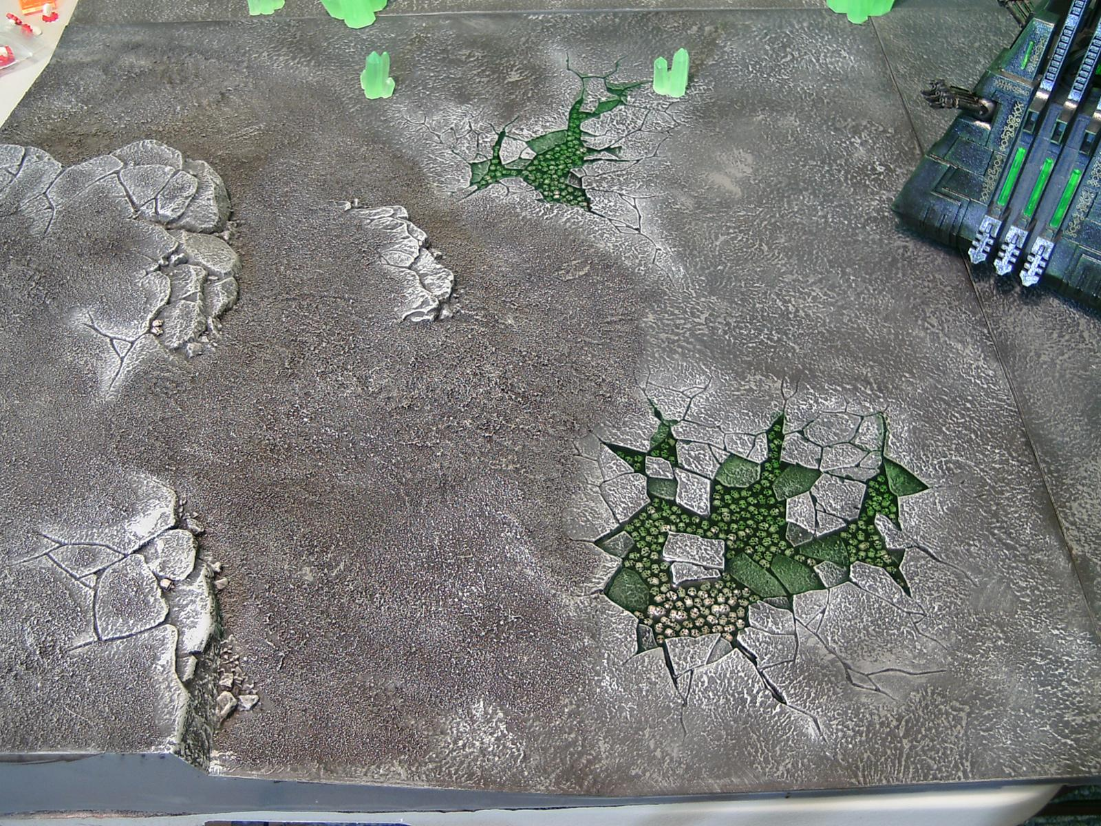 Necron Terrain, Realm Of Battle, Robb