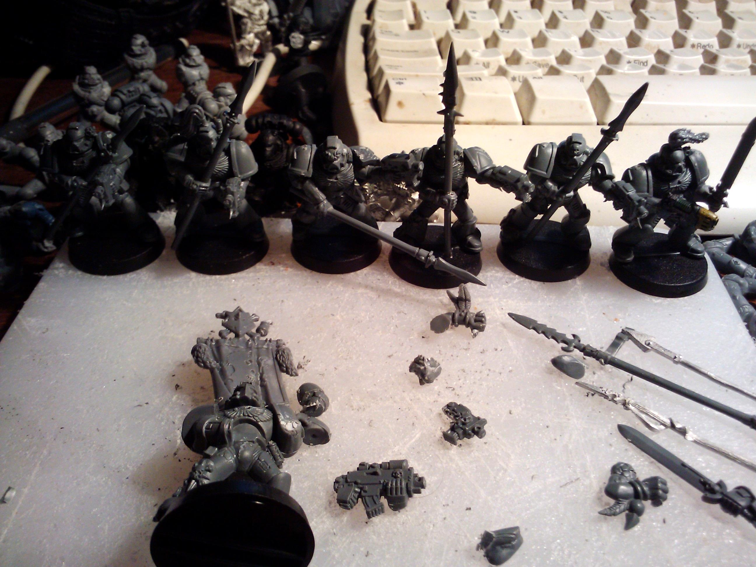 Assault, Assault On Black Reach, Blood Claws, Conversion, Hobby, Kill Team, Scenario, Space Marines, Space Wolves, Sw