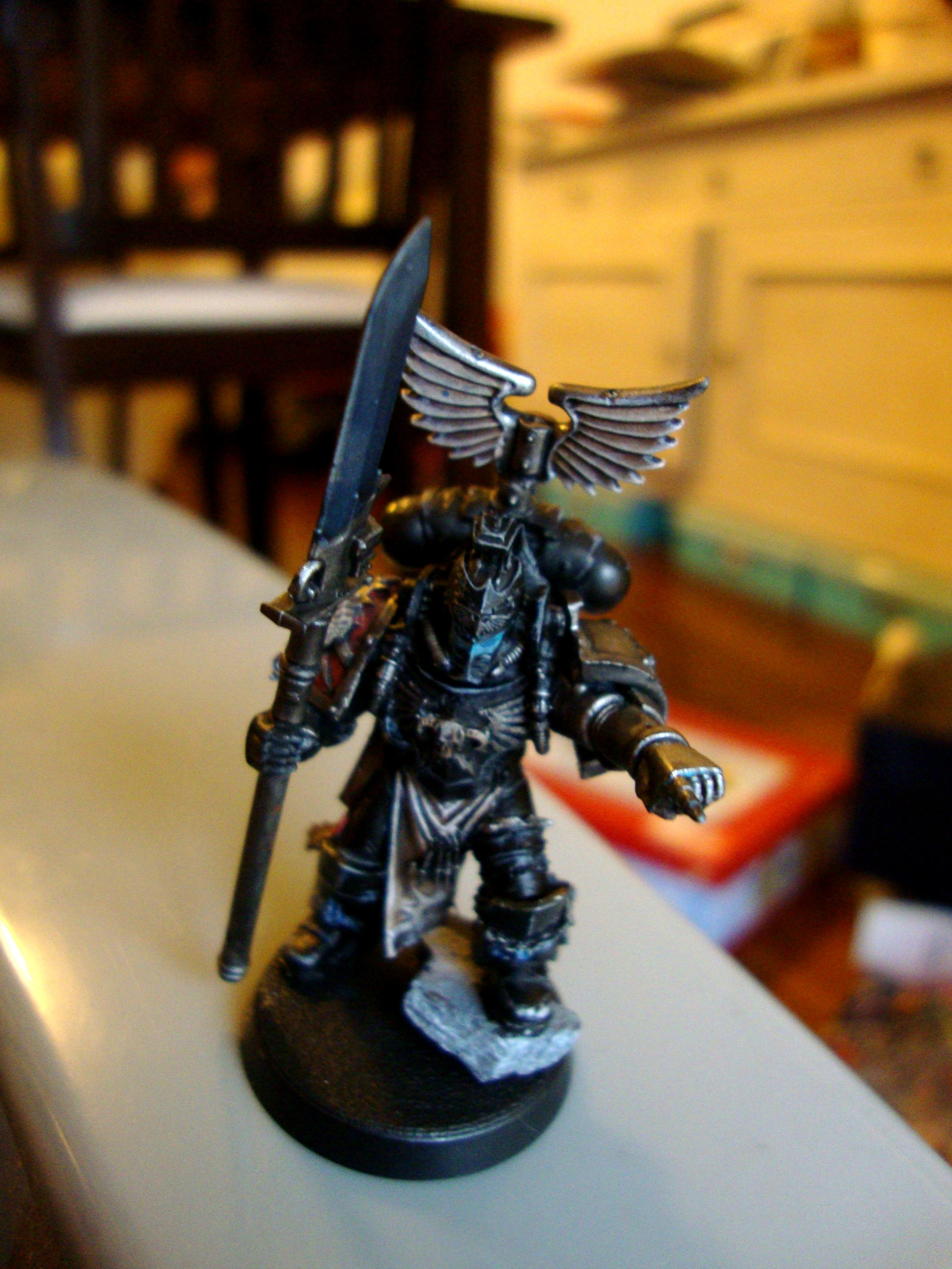 Deathwatch, Exorcists, Librarian, Space Marines
