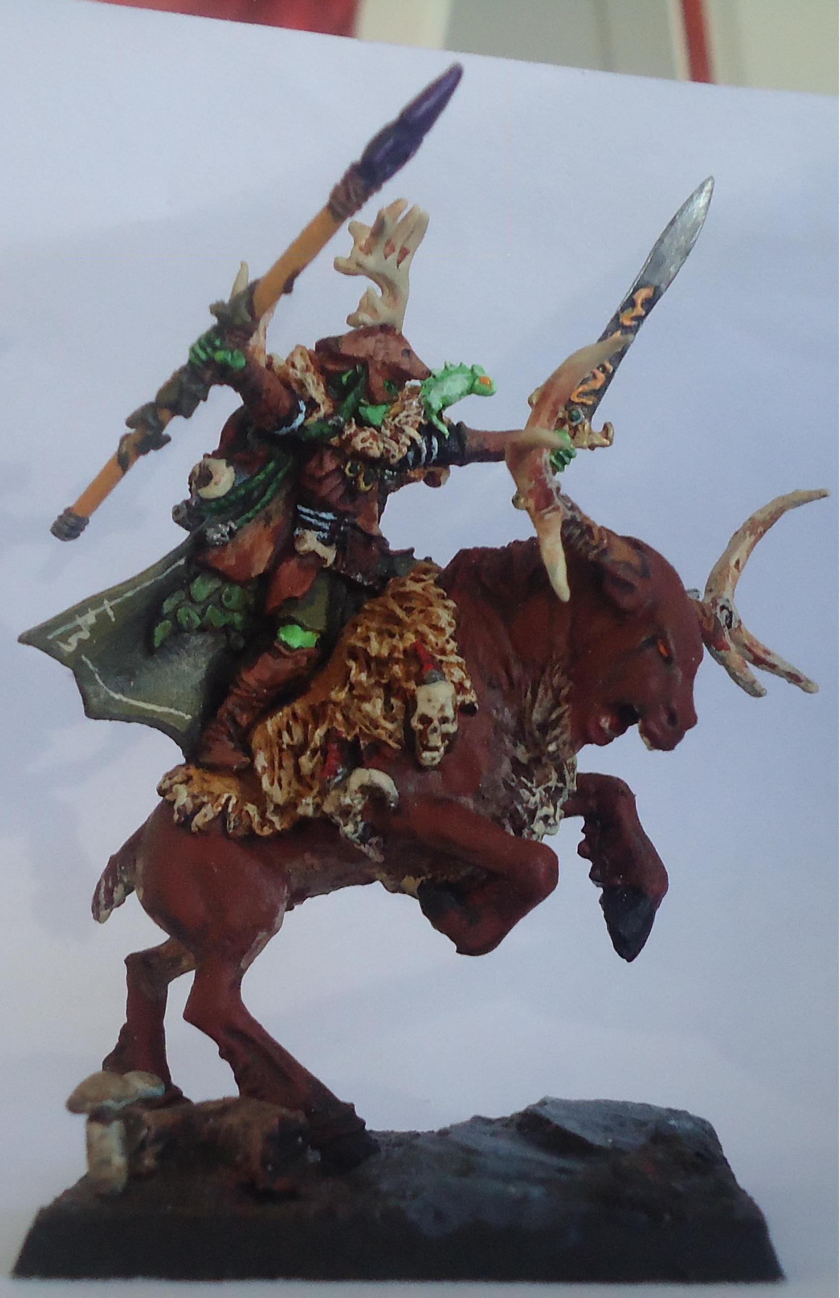 Noble, Warhammer Fantasy, Wood Elves