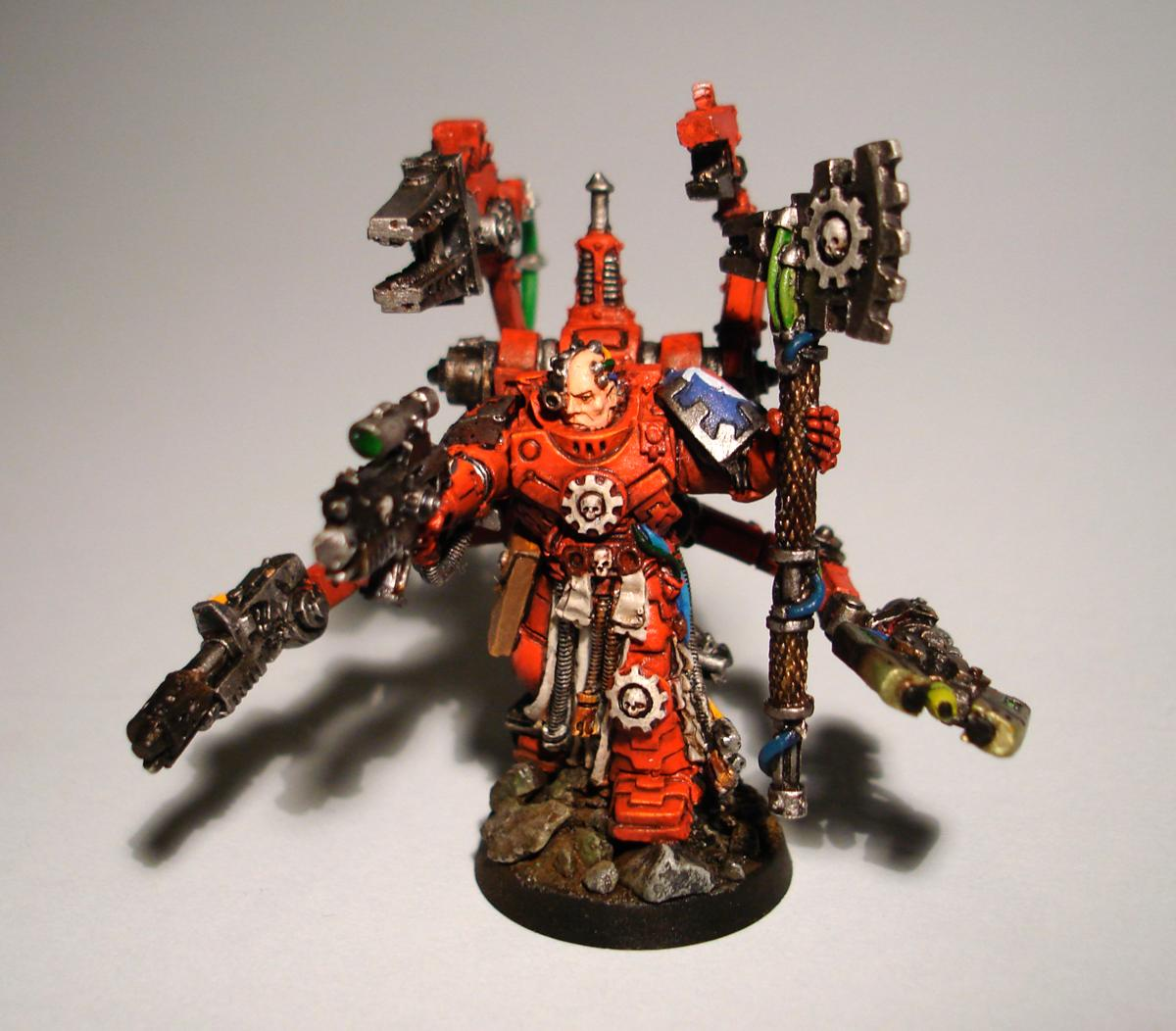 Blood Angels, Tech Marine