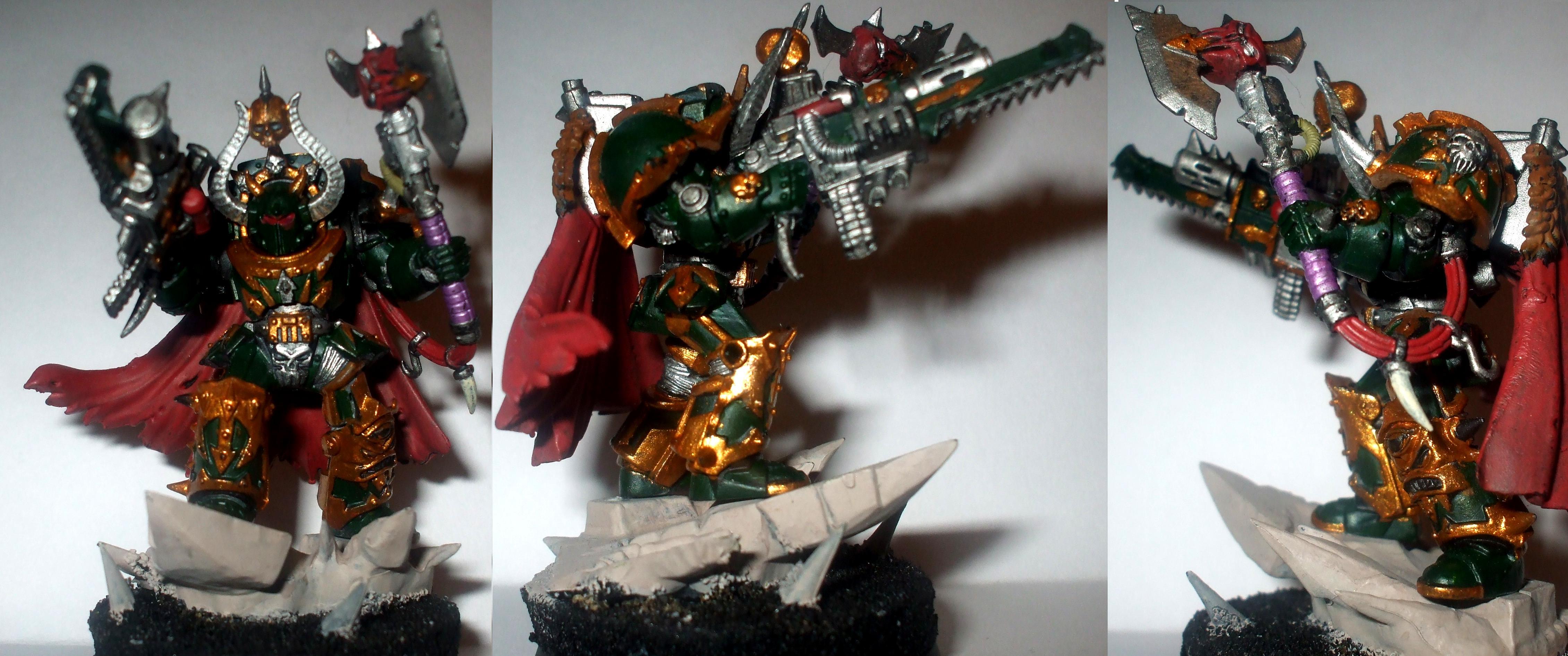 Chaos Lord, Terminator Lord