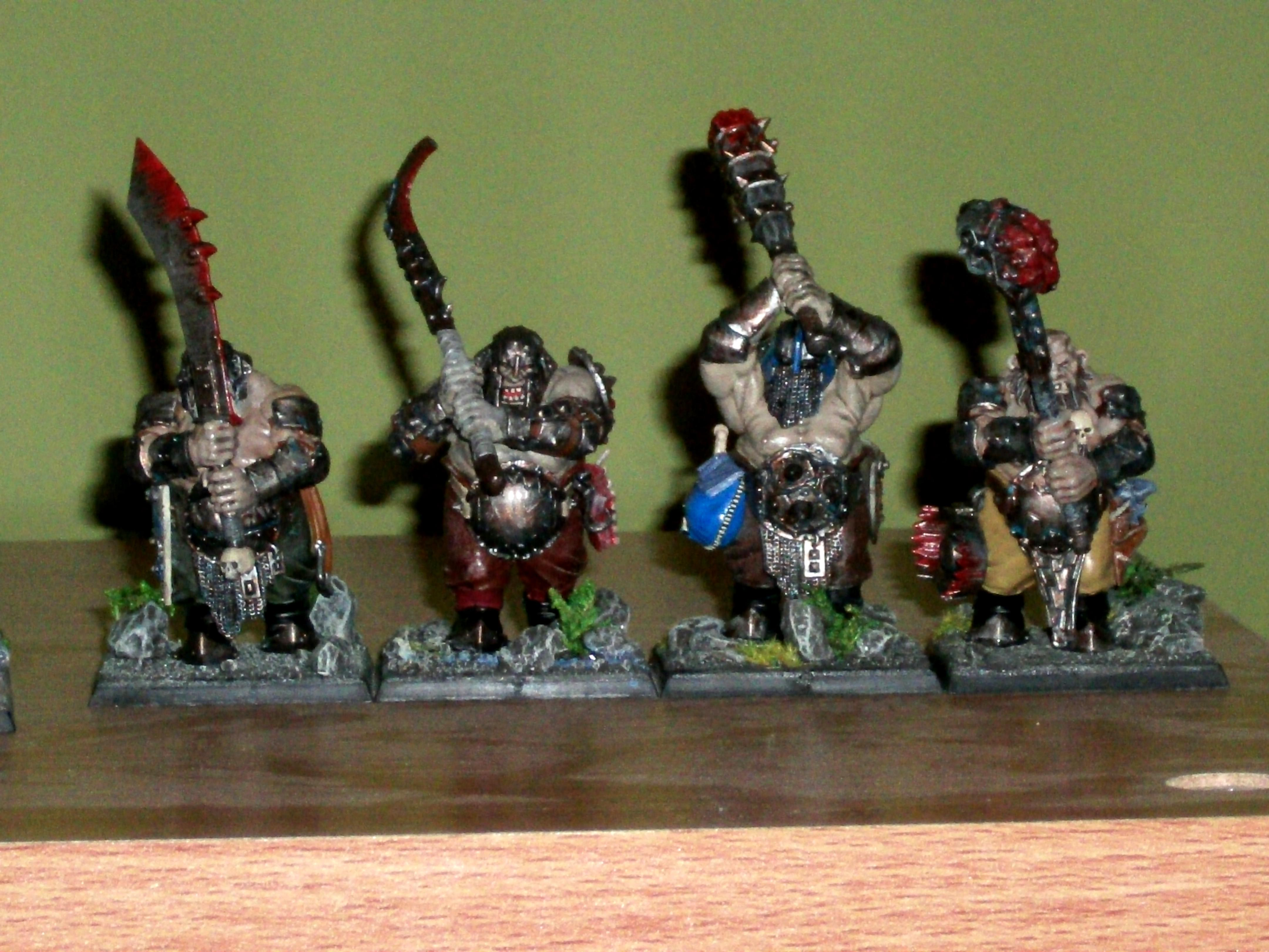 Cavalry, Curs'd Ettin, Giant, Mournfang, Mournfangs, Ogre Kingdoms, Ogres, Slave Giant