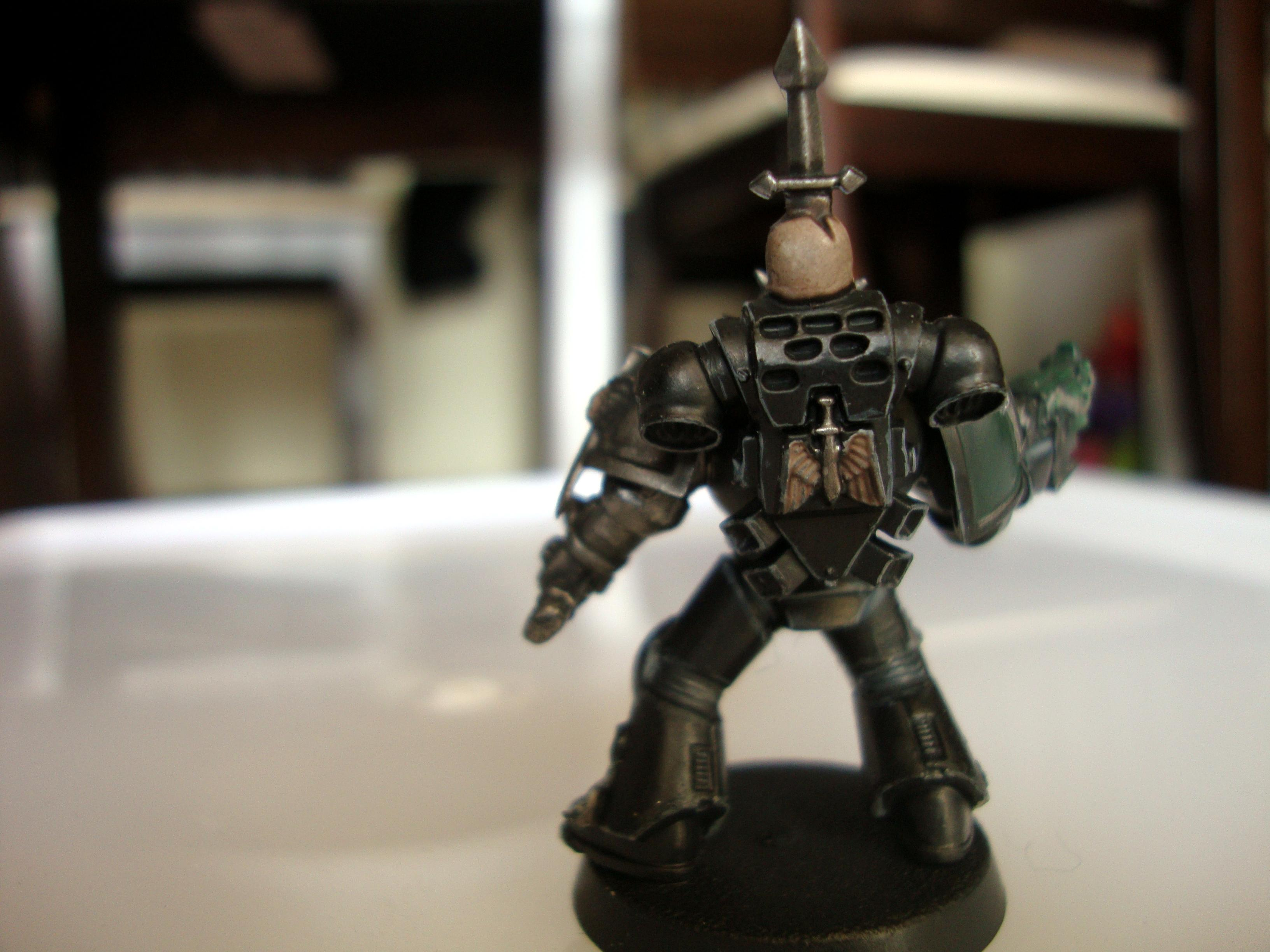Dark Angels, Deathwatch, Space Marines