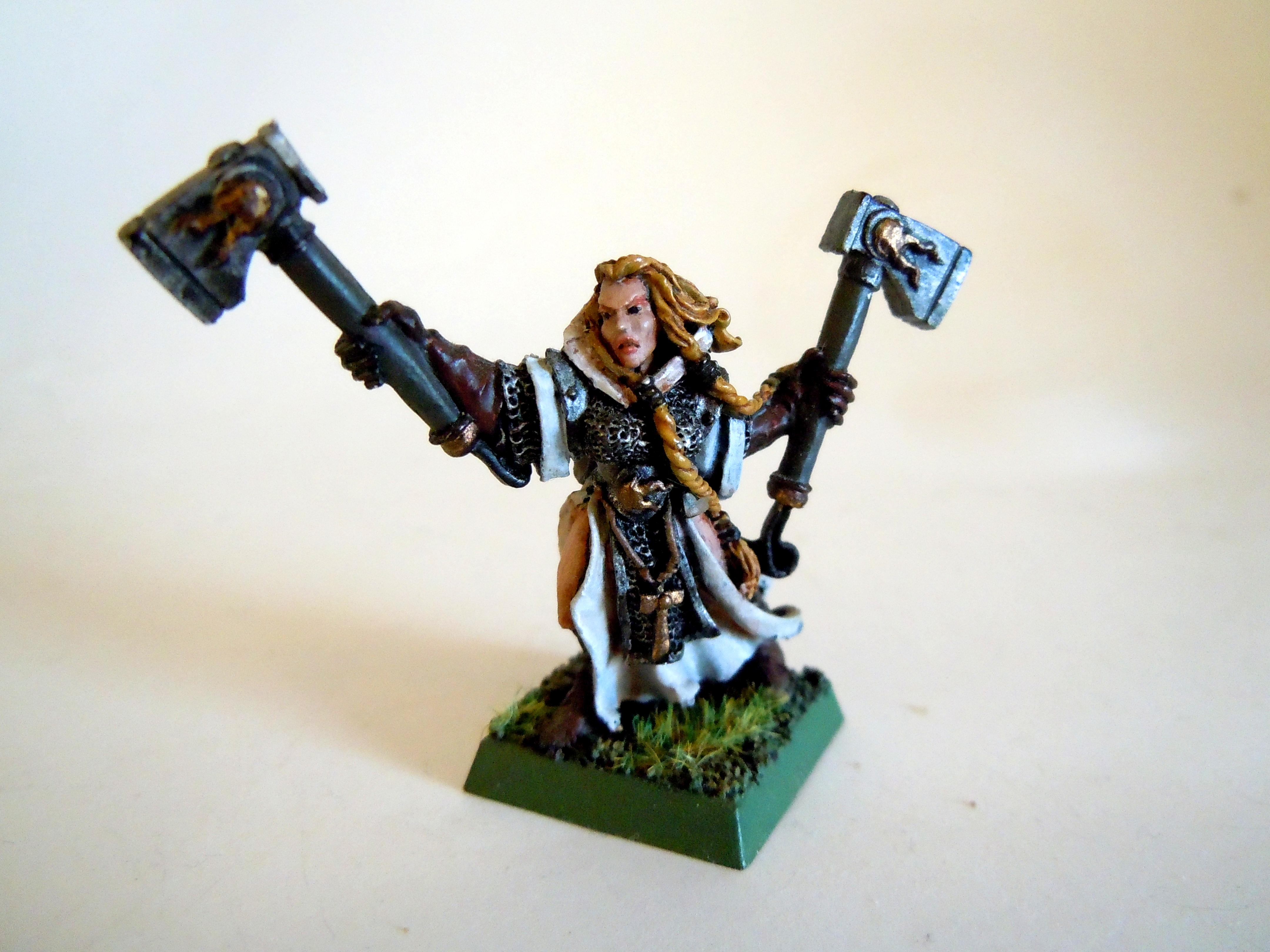 Empire Warrior Priestess