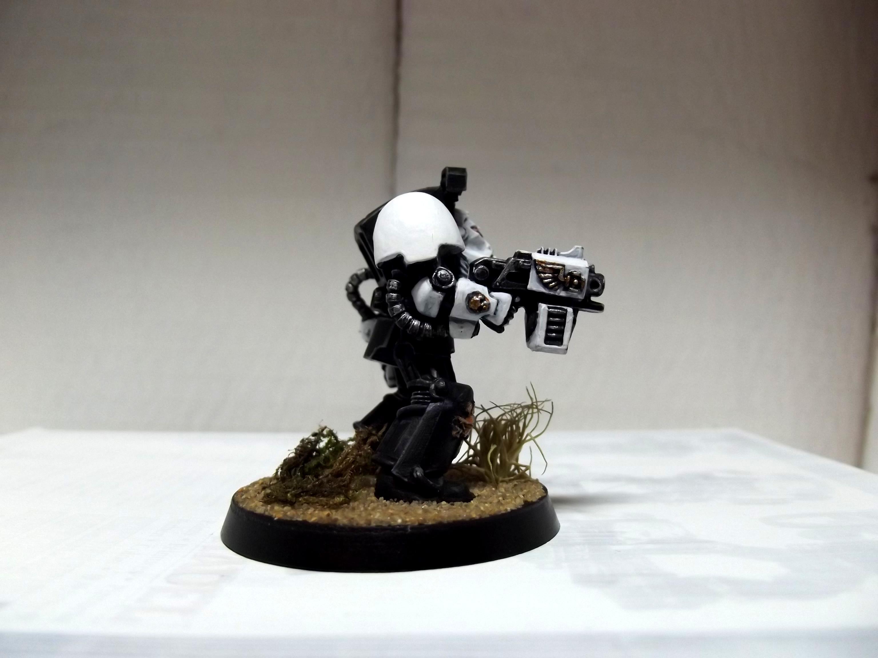 Terminator Armor, 1st termie right