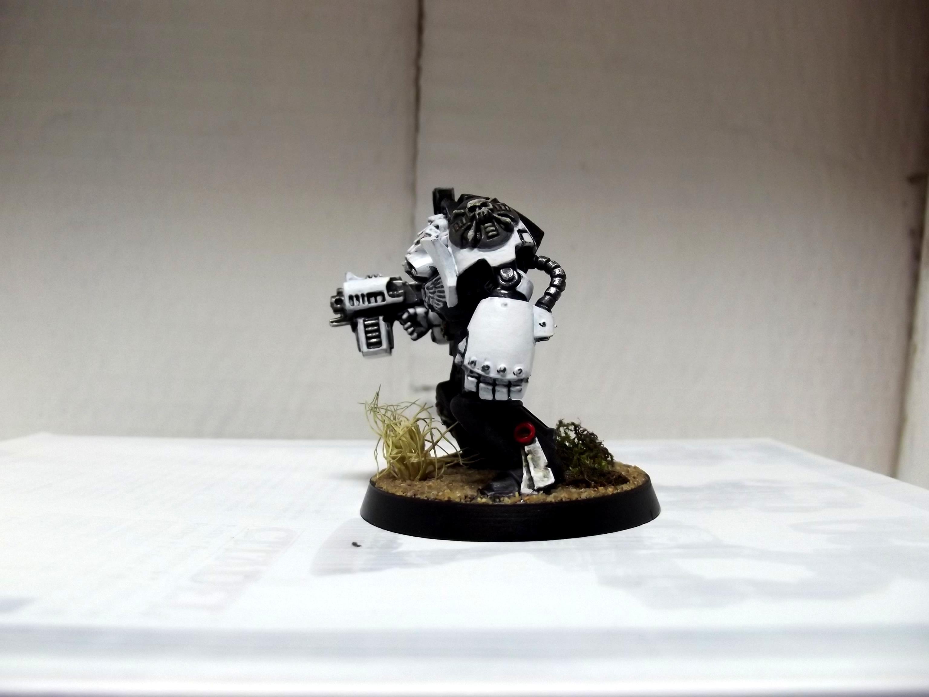 Terminator Armor, 1st termie left