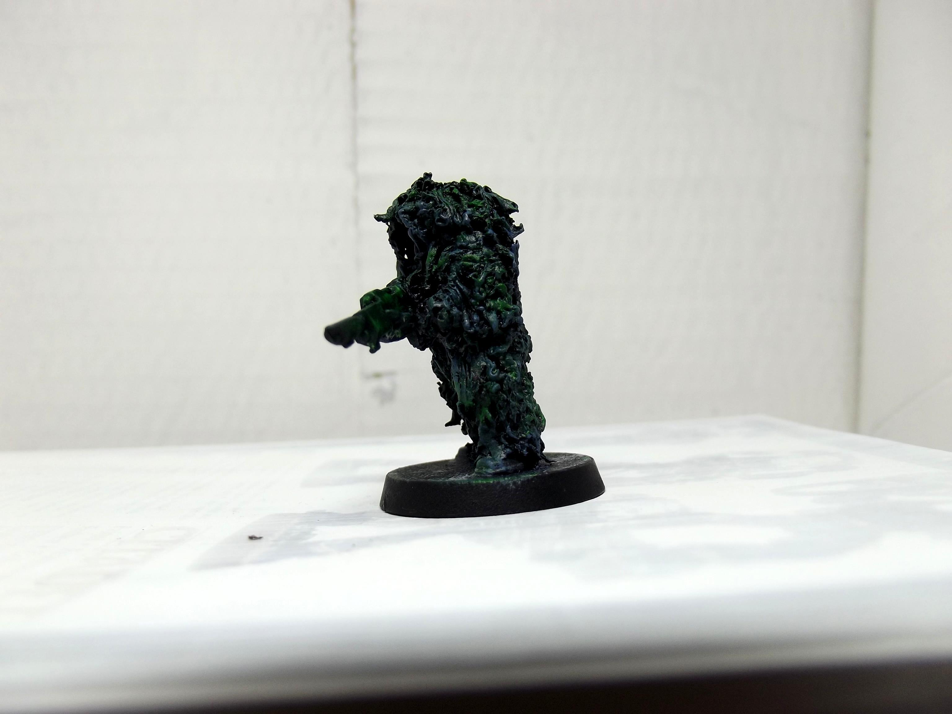 Swampy 1 painted