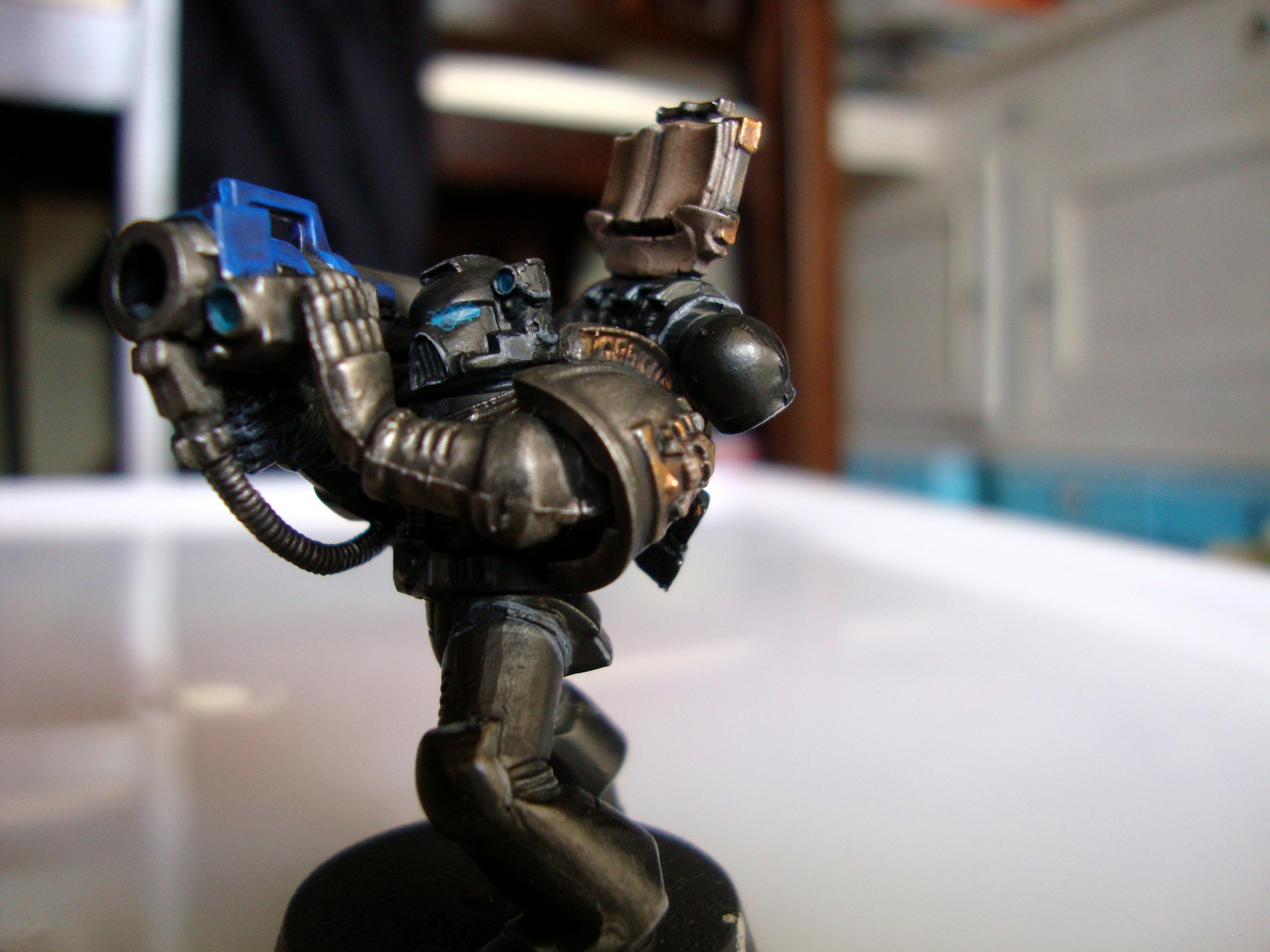 Deathwatch, Devastator, Space Marines, Ultramarines