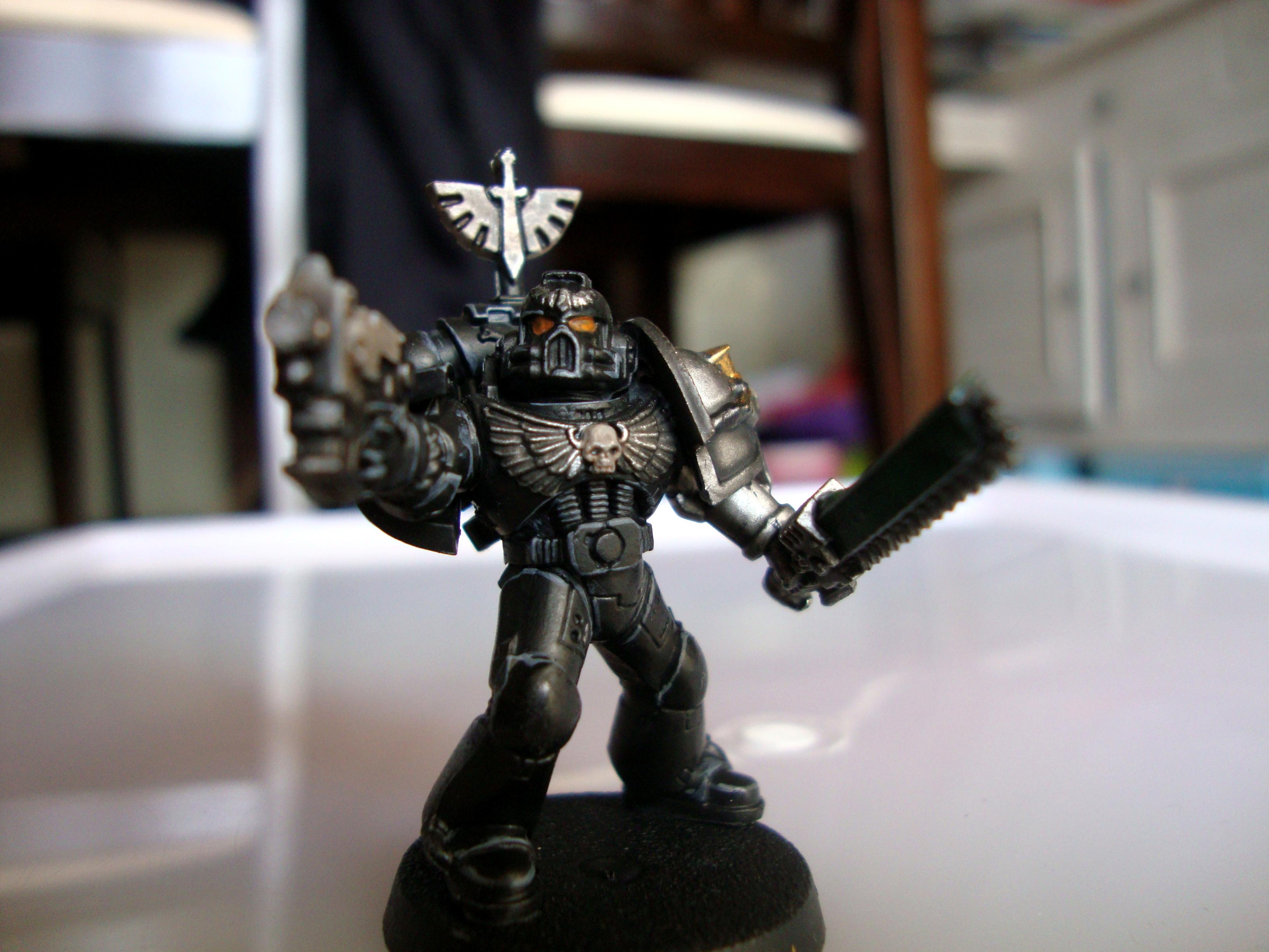 Deathwatch, Knights Repentant, Space Marines