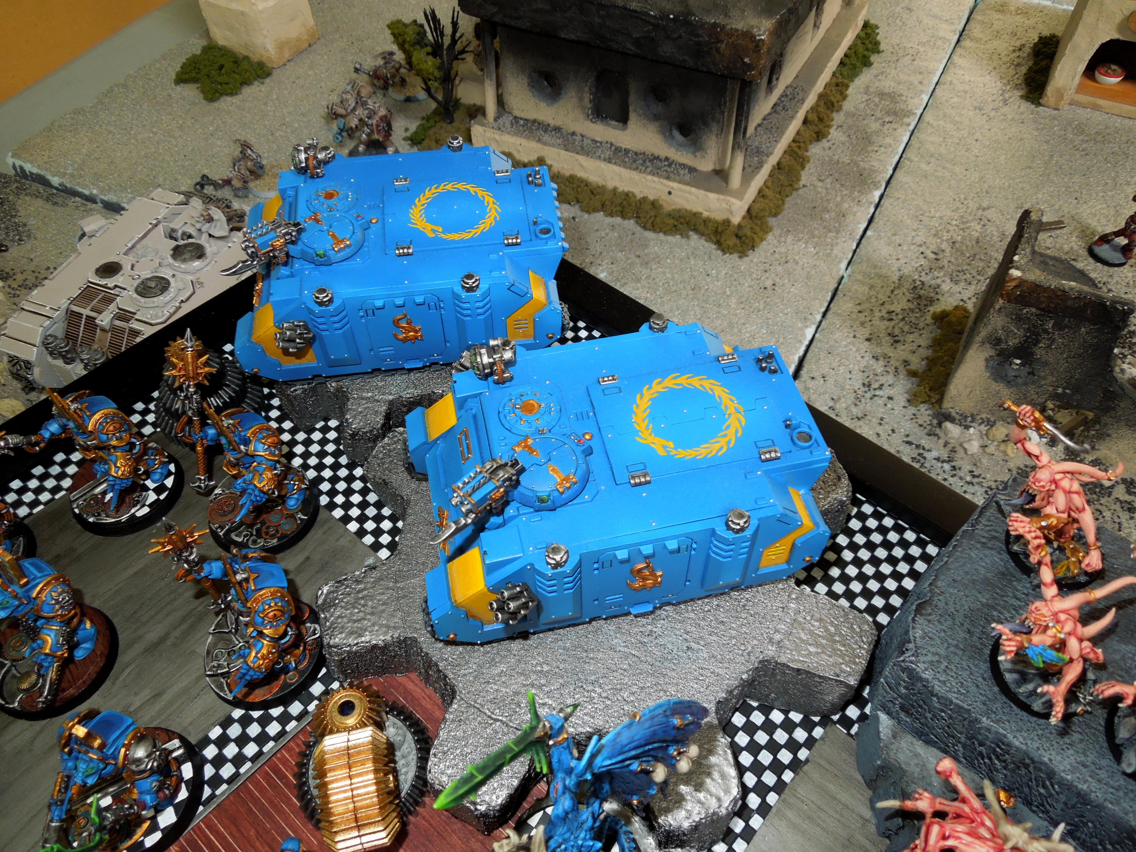 Army Pictures, Tournament, Warhammer 40,000