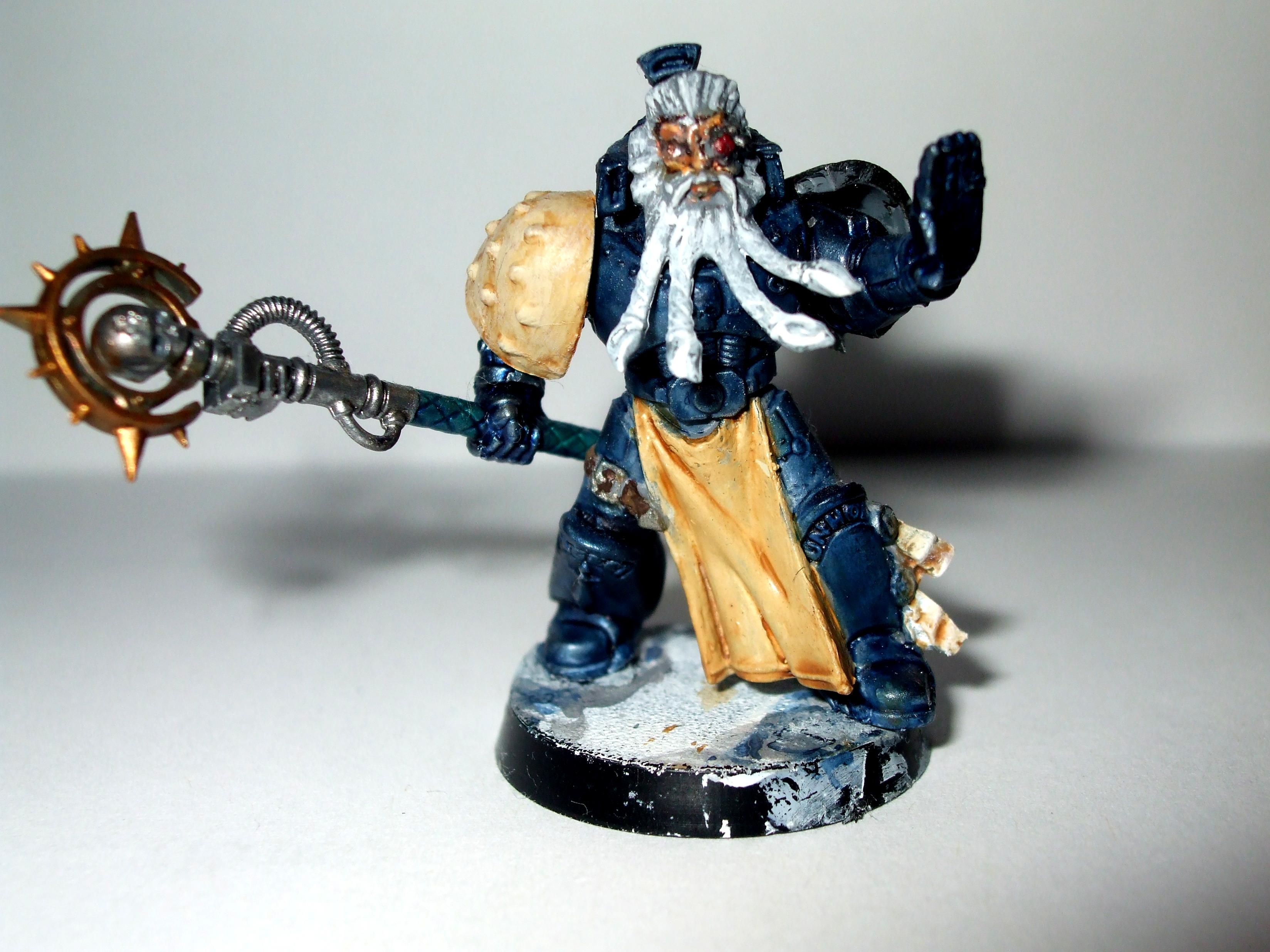Crap, Scythes of Dorn Librarian