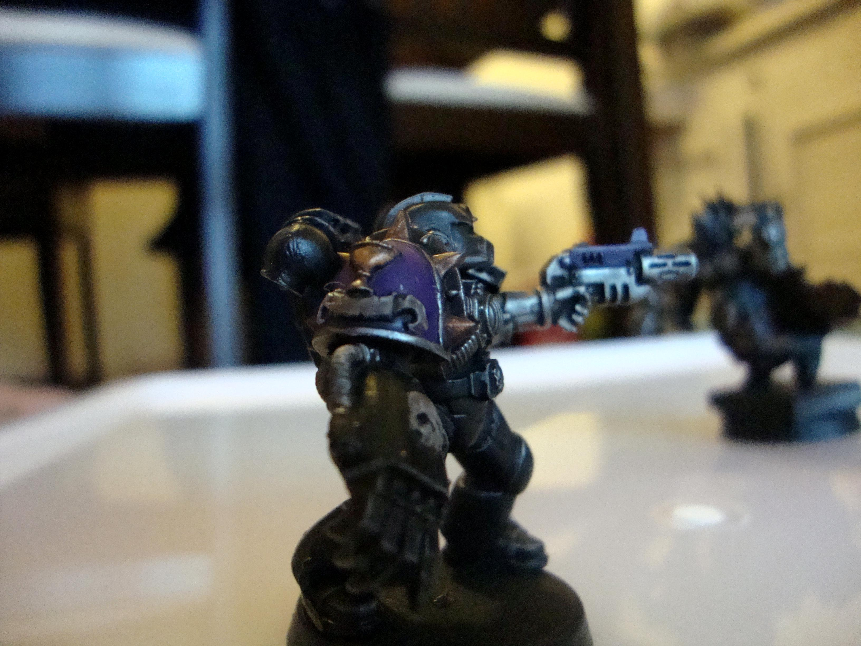 Deathwatch, Soul Drinkers, Space Marines