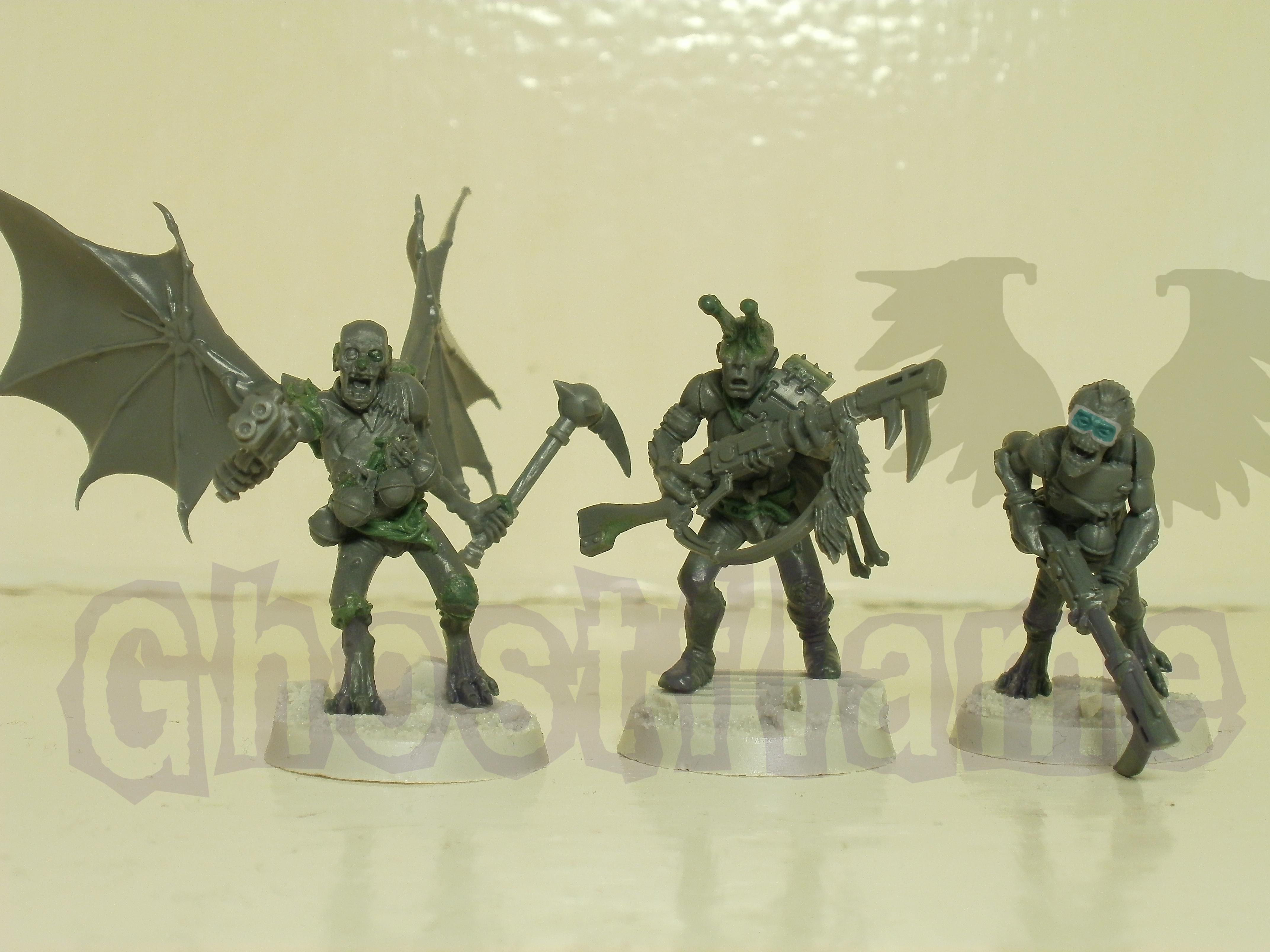 =][=munda, Gang, Ghostflame, I Munda, Inq28mm, Mutant, Necromunda, Scavvie, Scavvies, Scavvy, Work In Progress