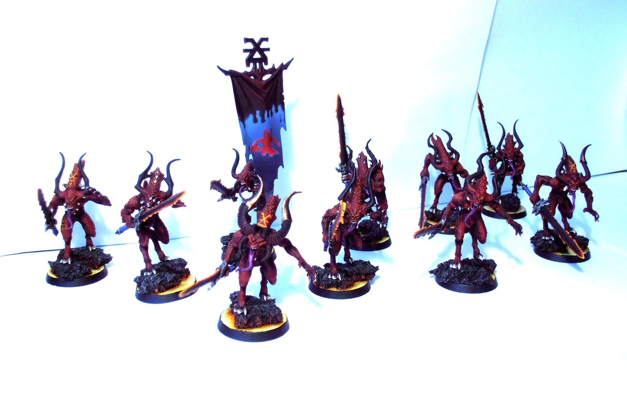 Chaos, Bloodletters