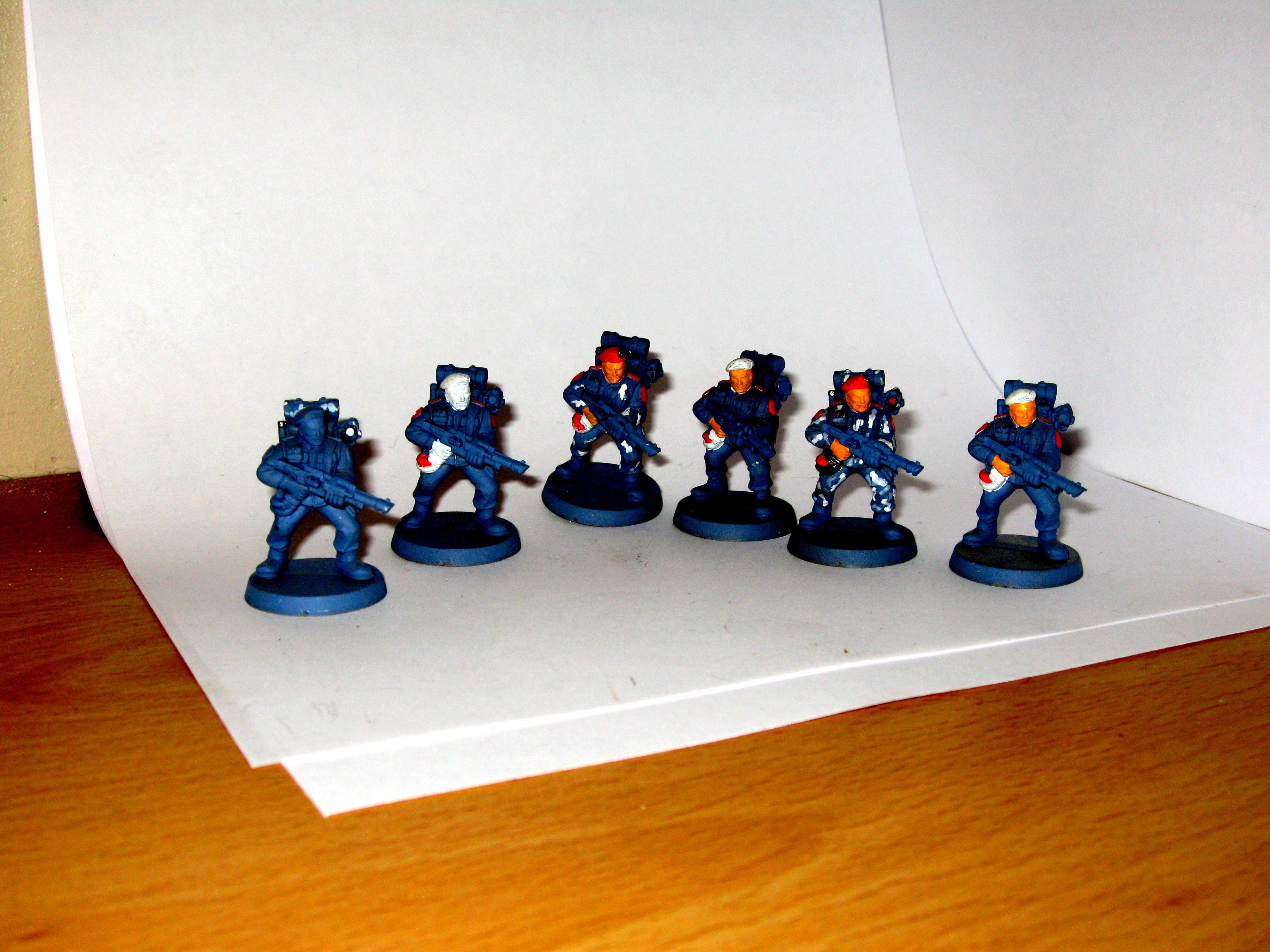 IG stormtroopers